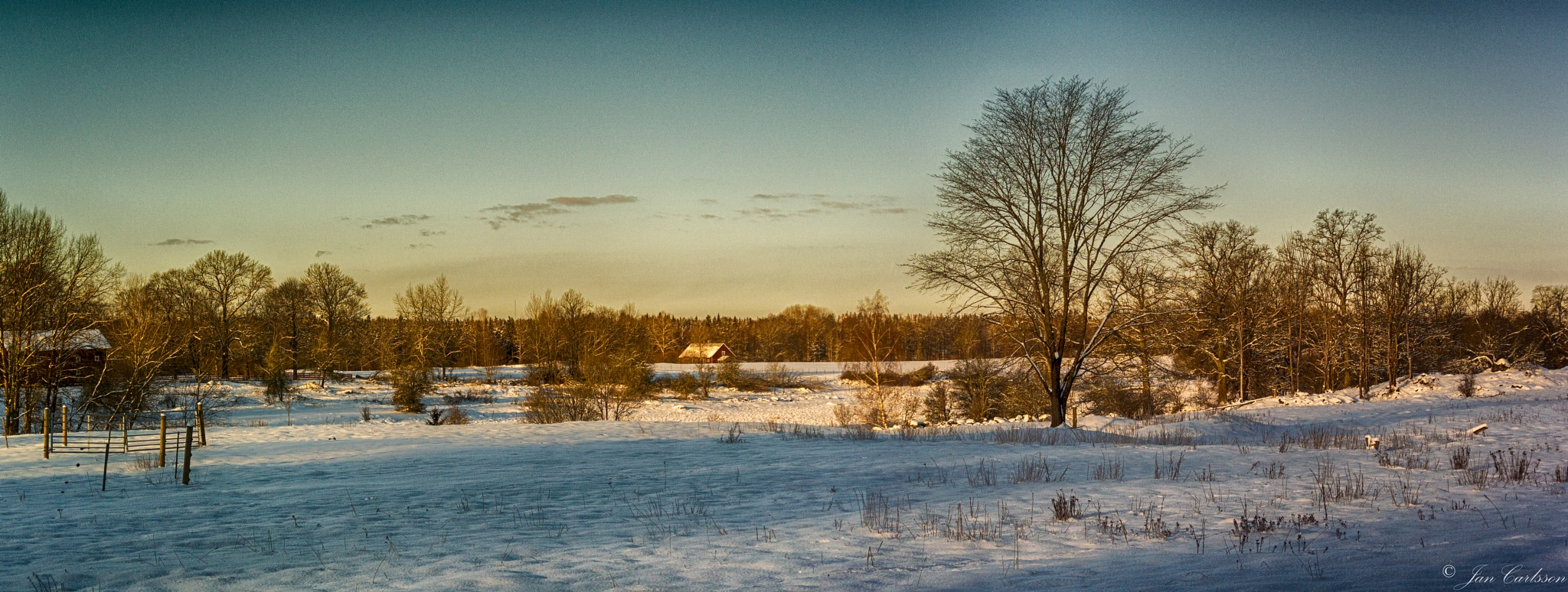 Winterland by carljan w carlsson