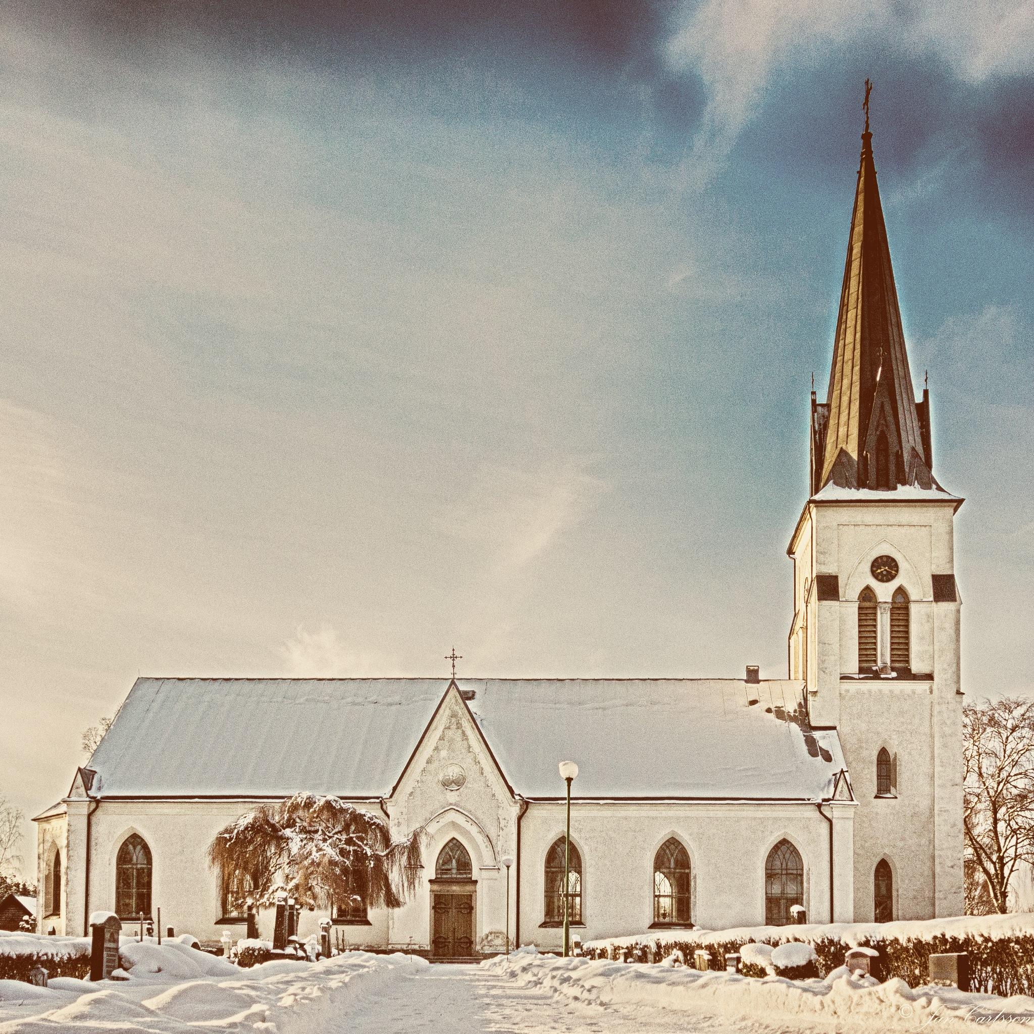 Architecture in Snow XVII by carljan w carlsson
