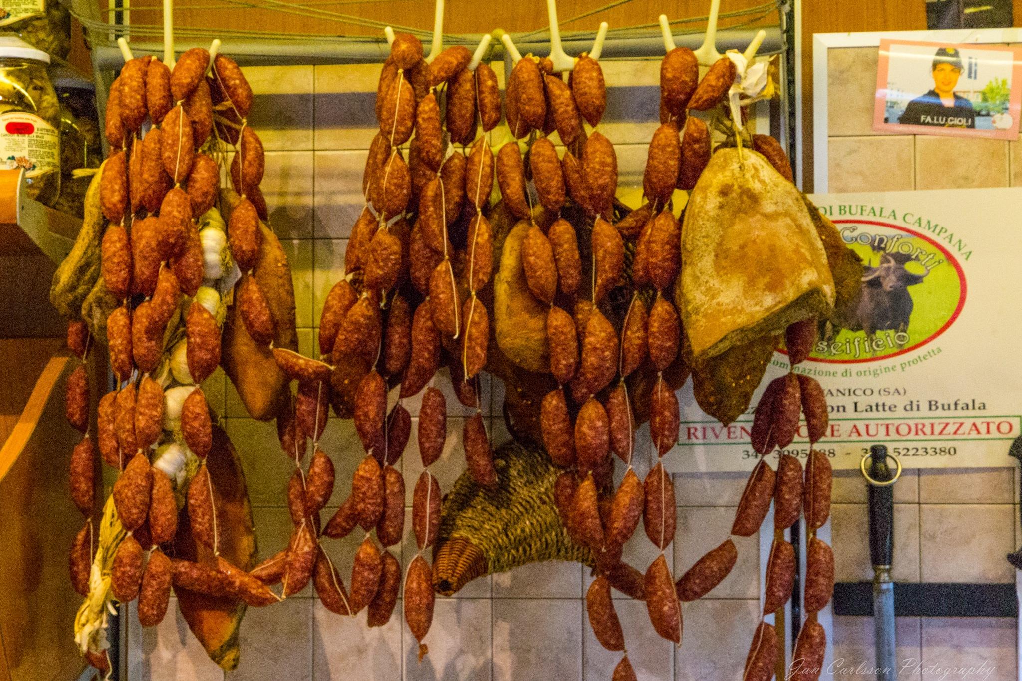 Italian Food by carljan w carlsson