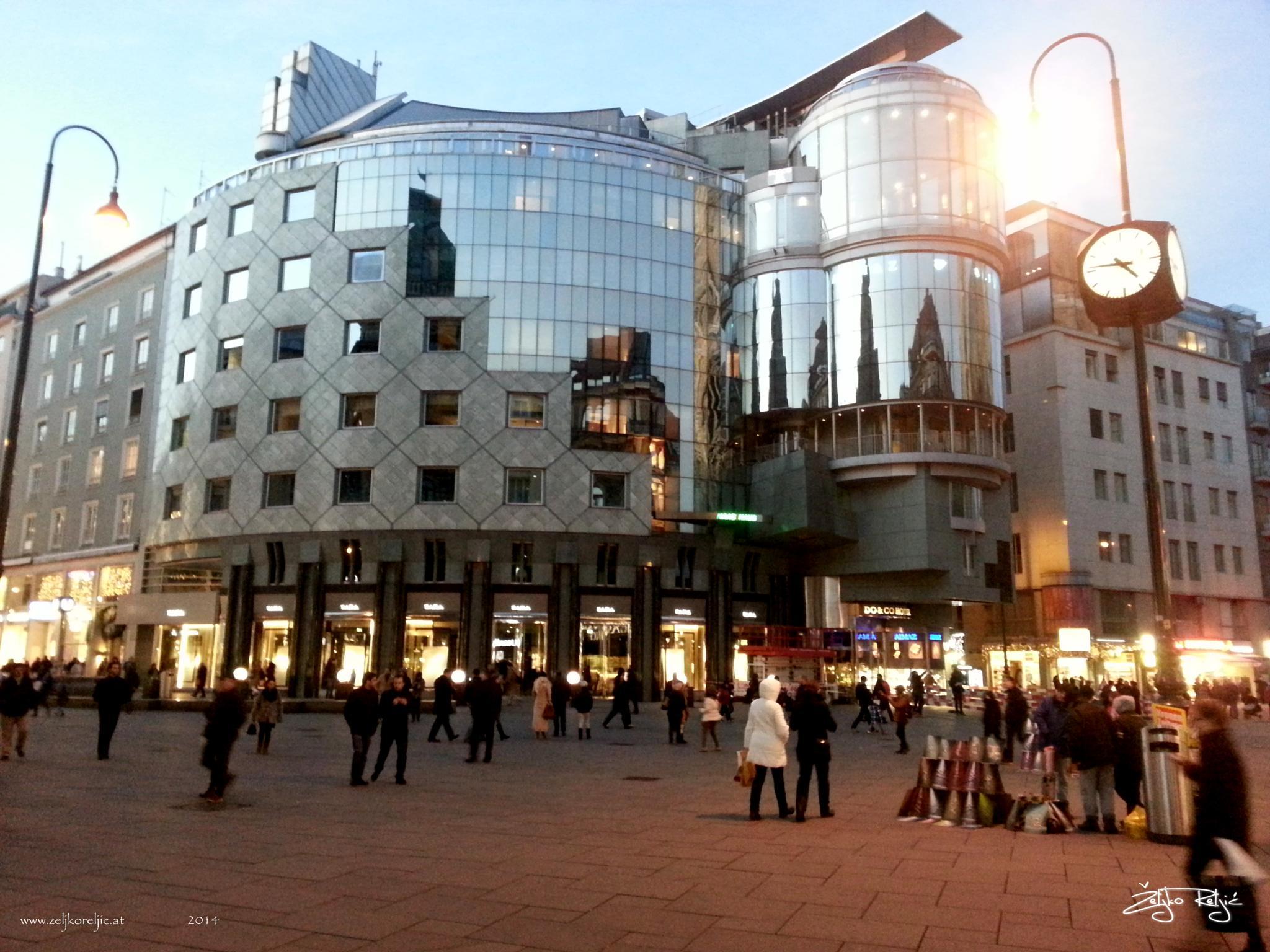 Vienna  by zeljkoreljic