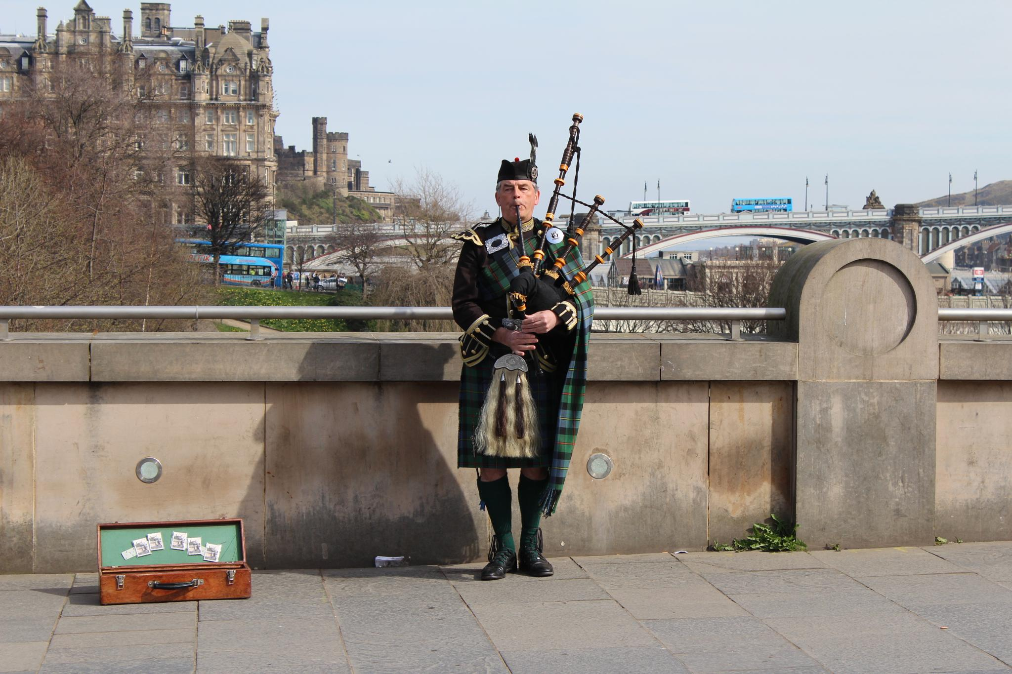 Scots Piper by karl.green1