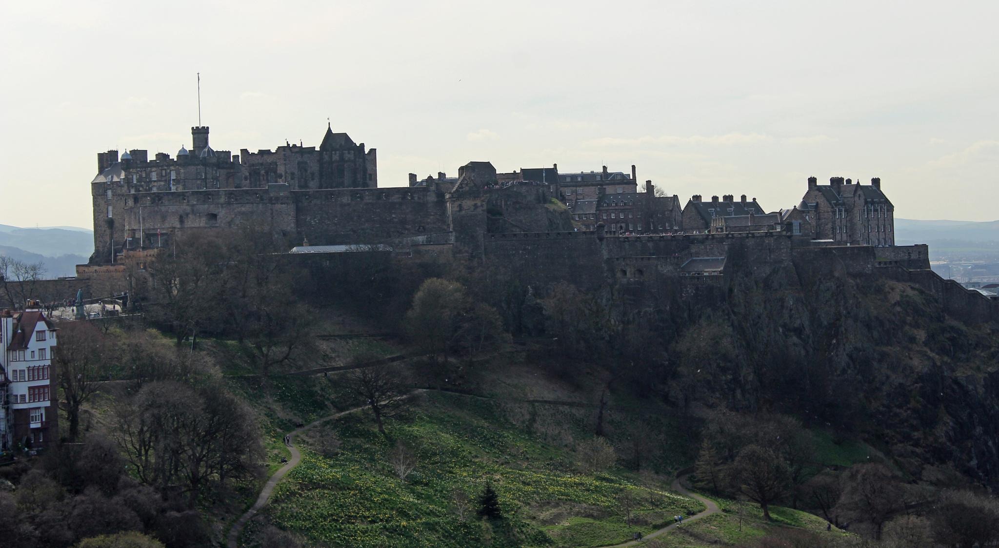 Edinburgh castle by karl.green1