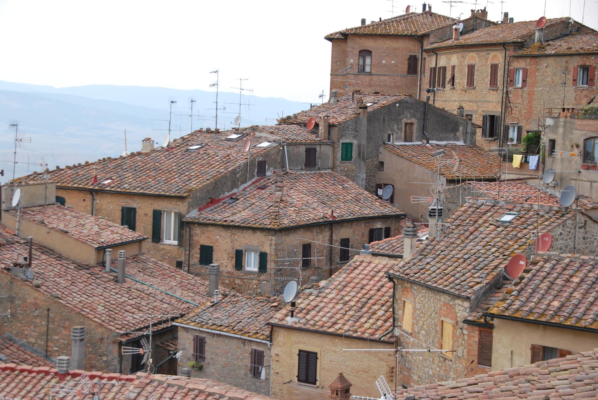 Italy roof tops by fasteddie23