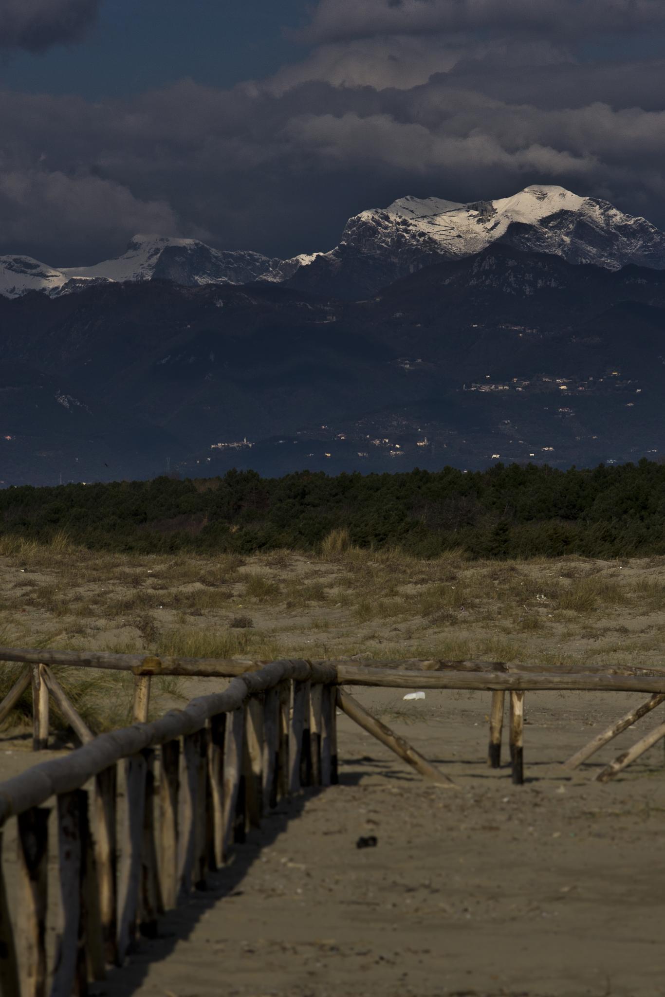 dal mare ai monti by Carmine Santoro