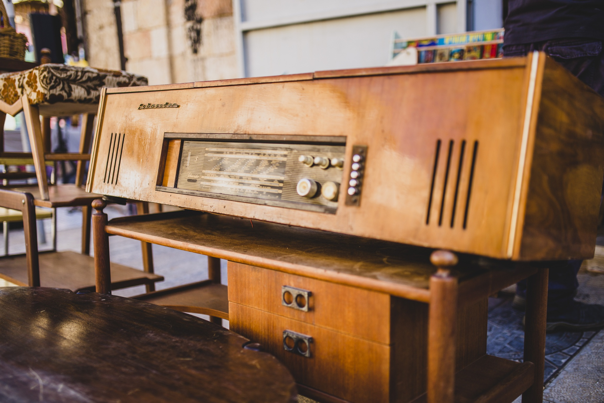 VINTAGE RADIO by kobi201437