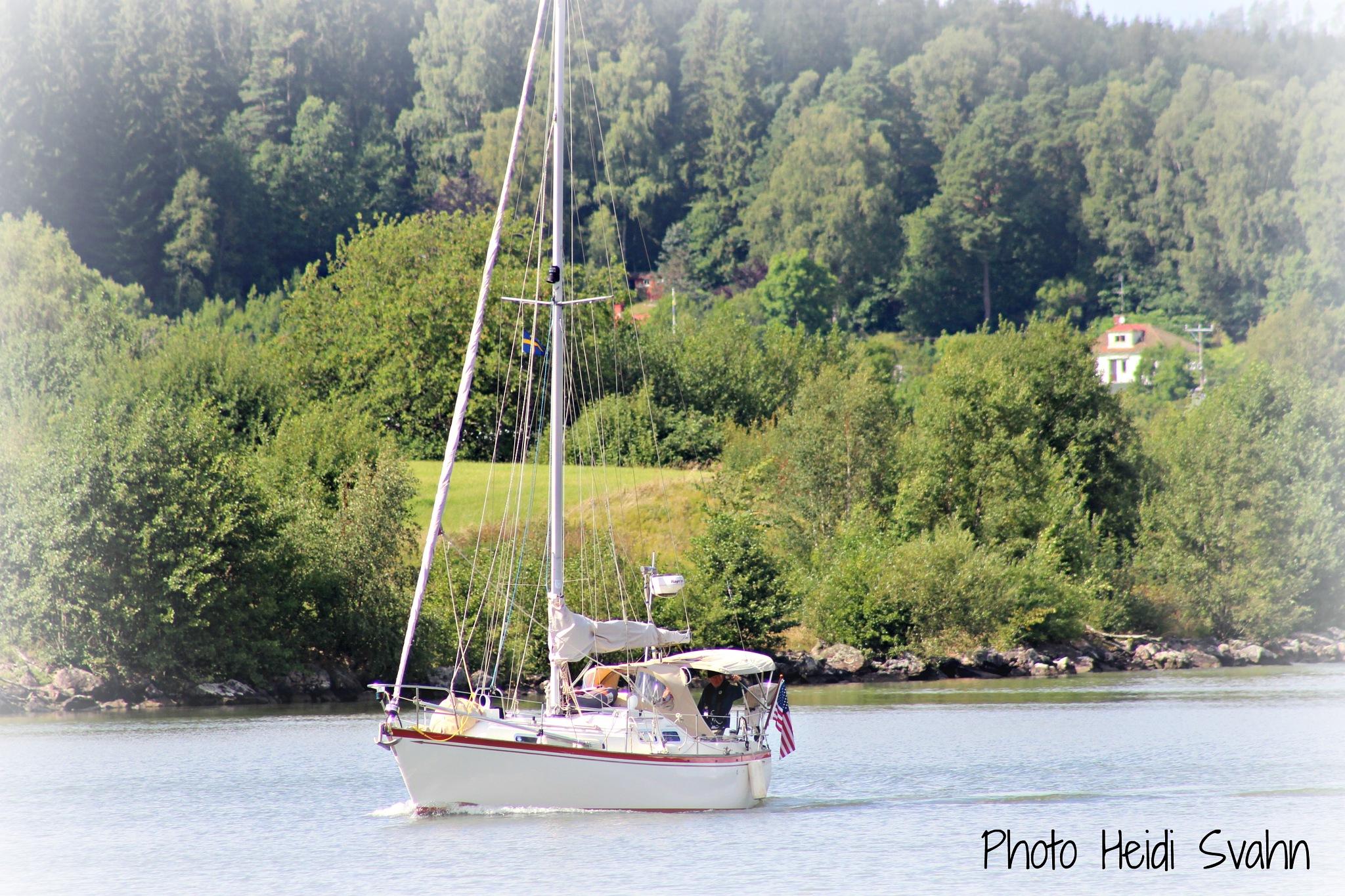 Sailing. by heidi.svahn1