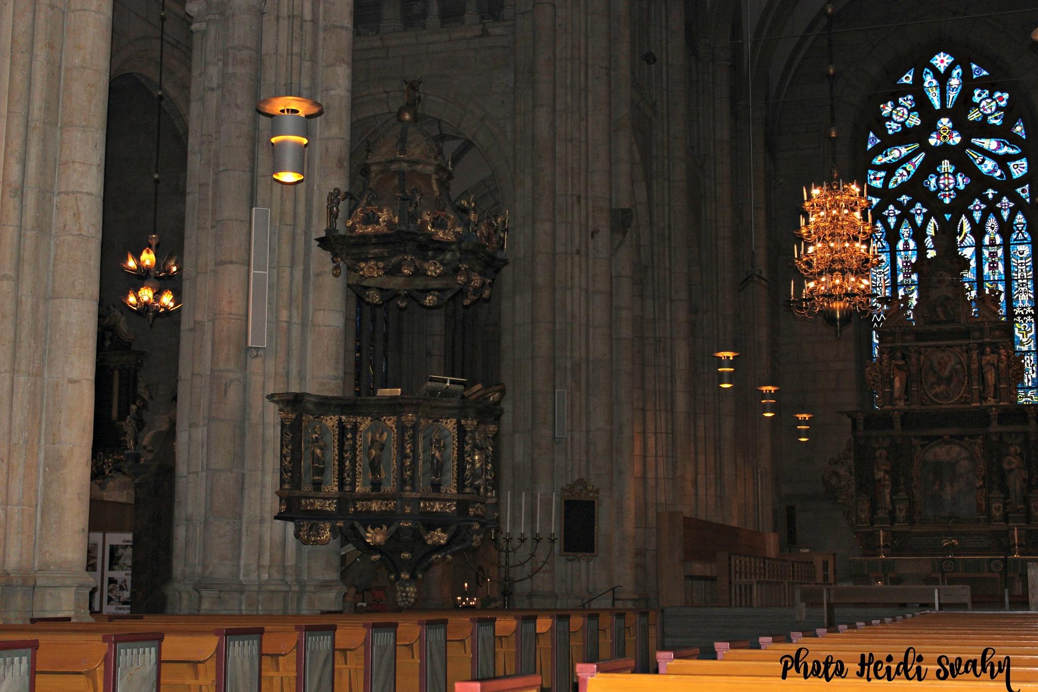 Pulpit. by heidi.svahn1