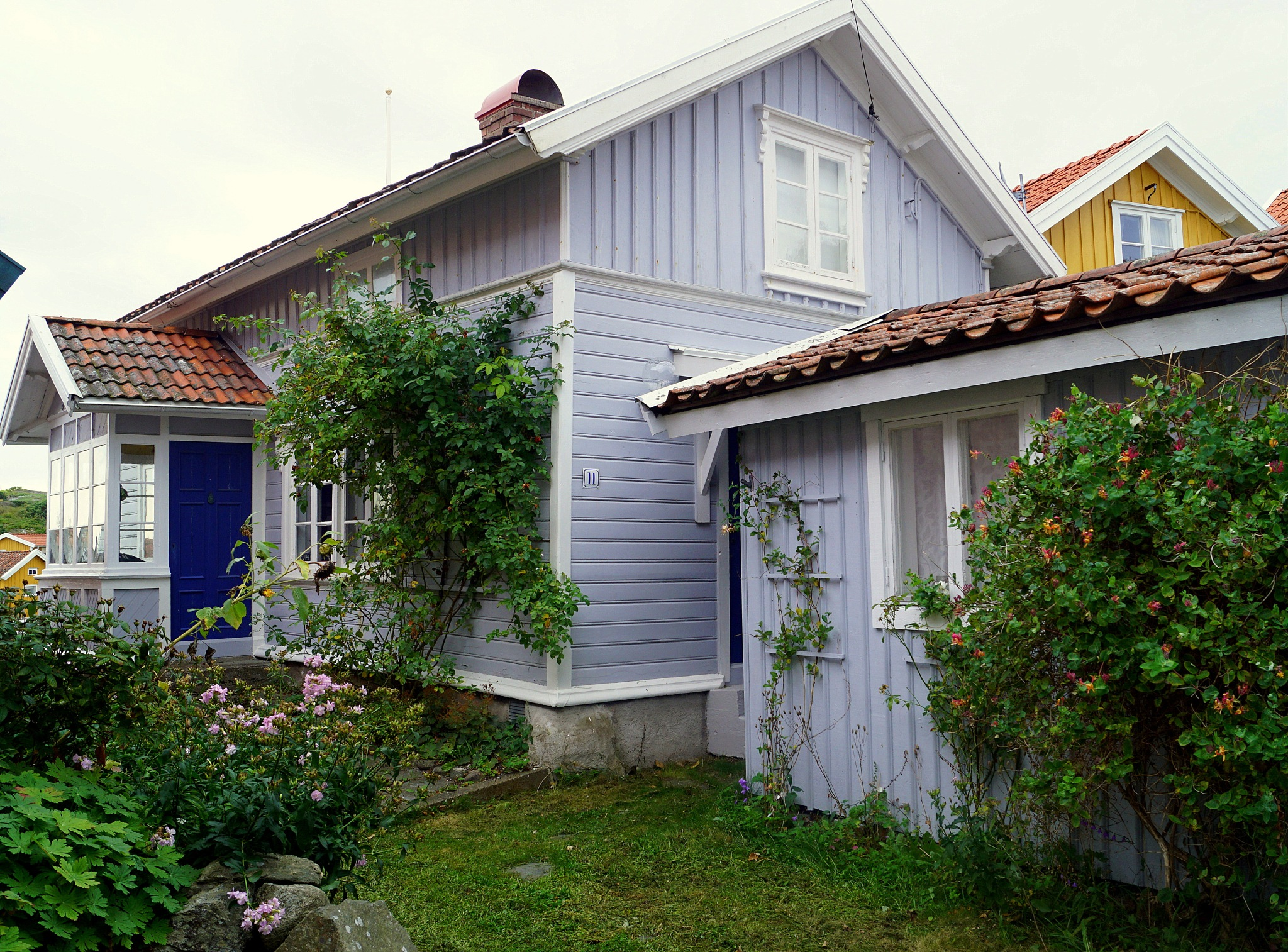 One more of those small houses by susannemkarlsson