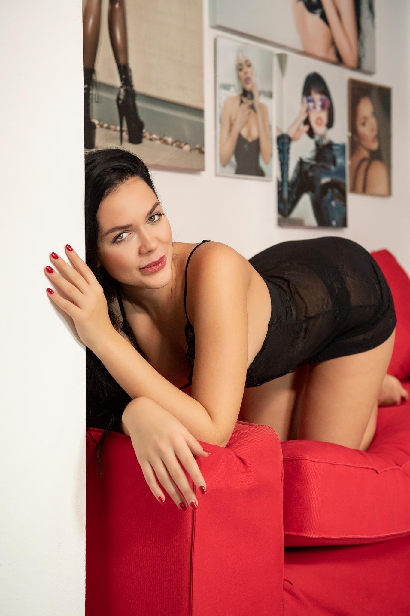 Photo in Portrait #topmodel #beauty #sexy eyes #woman #dessous #lingerie #portrait