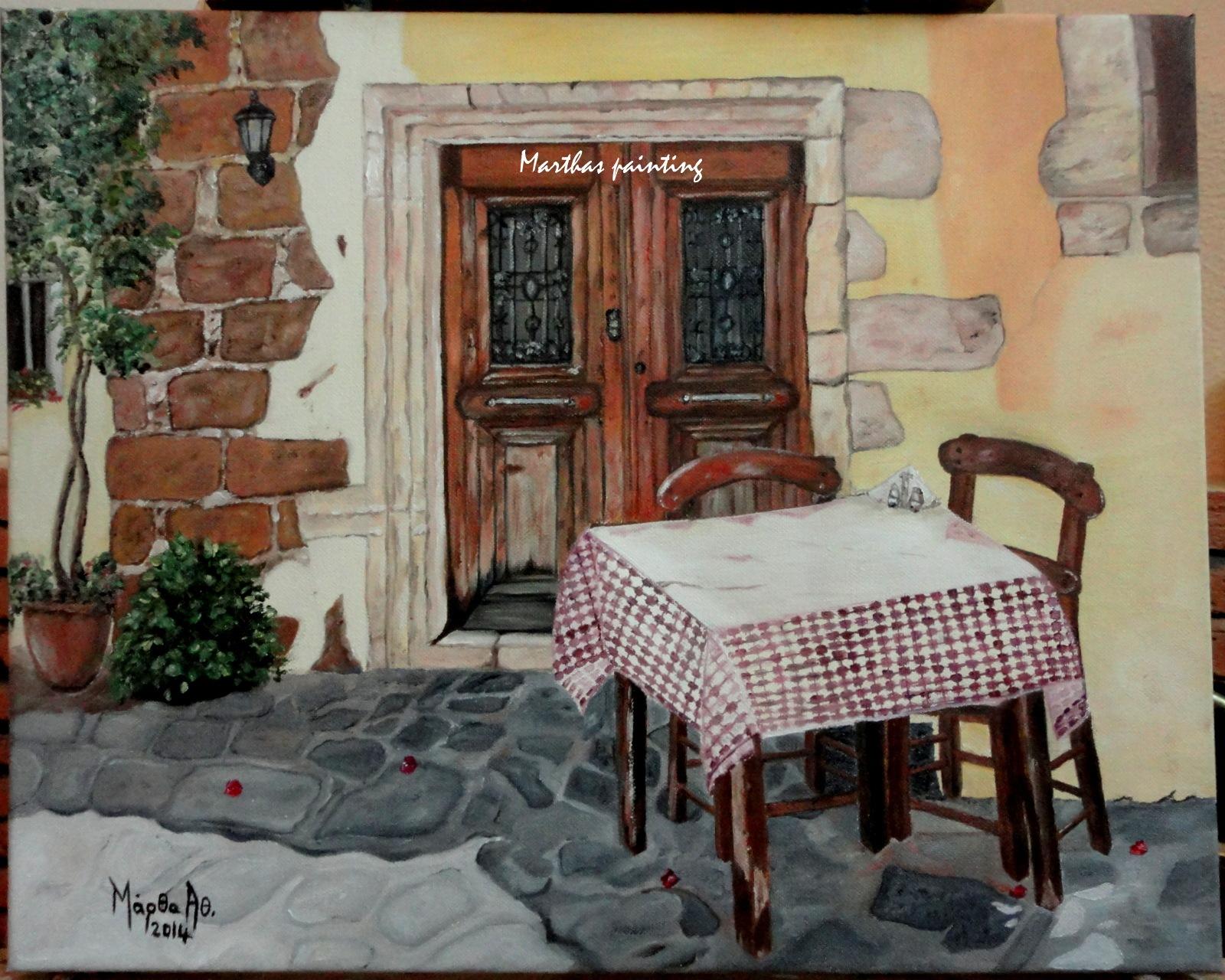 Tavern !! by MarthaAthinodorou