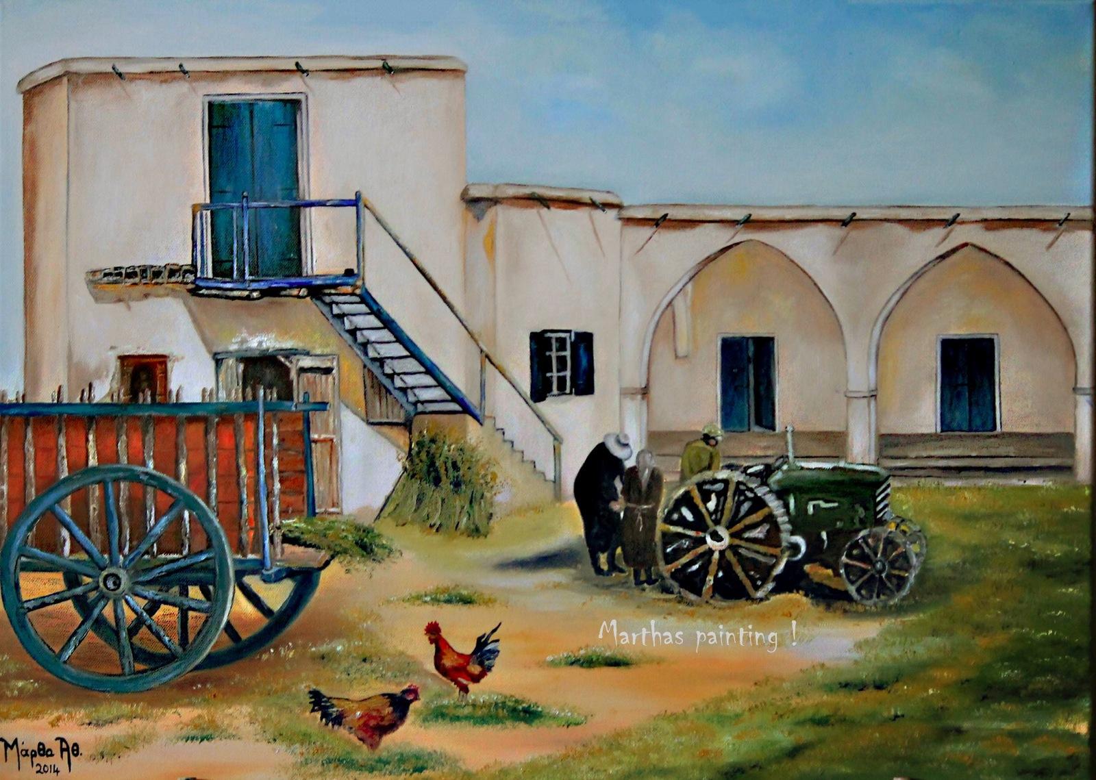 The farm ! by MarthaAthinodorou