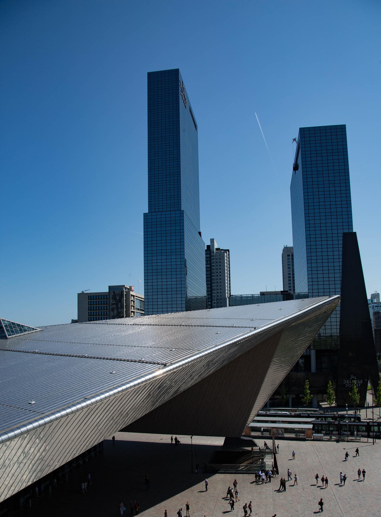 Photo in Architecture #rotterdam