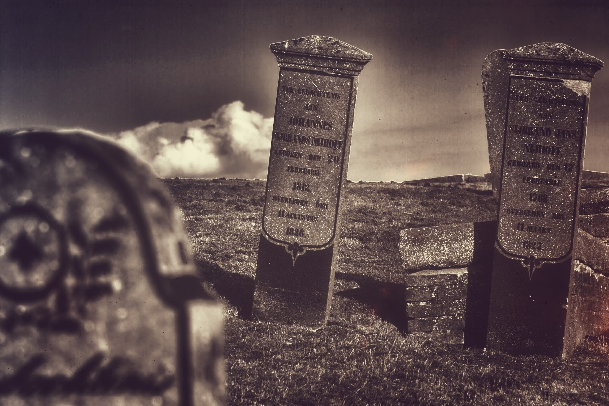 graveyard by johan.warta