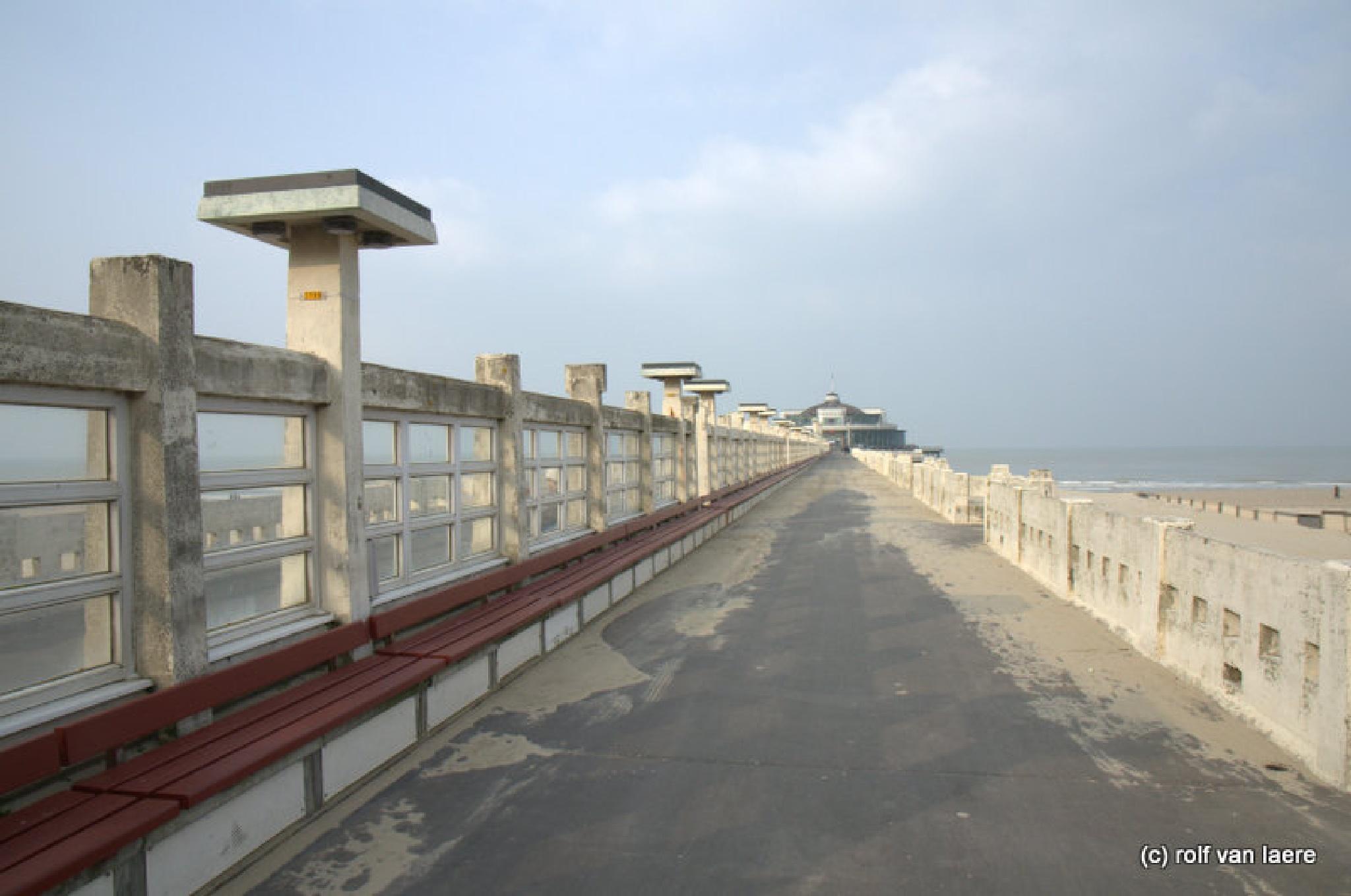 Pier by Rolf van Laere