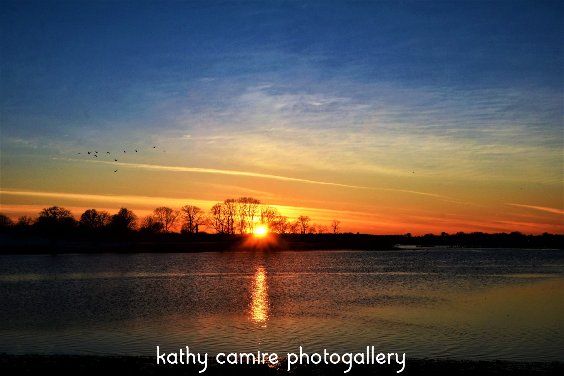 Evening view by kathycamirephotogallery