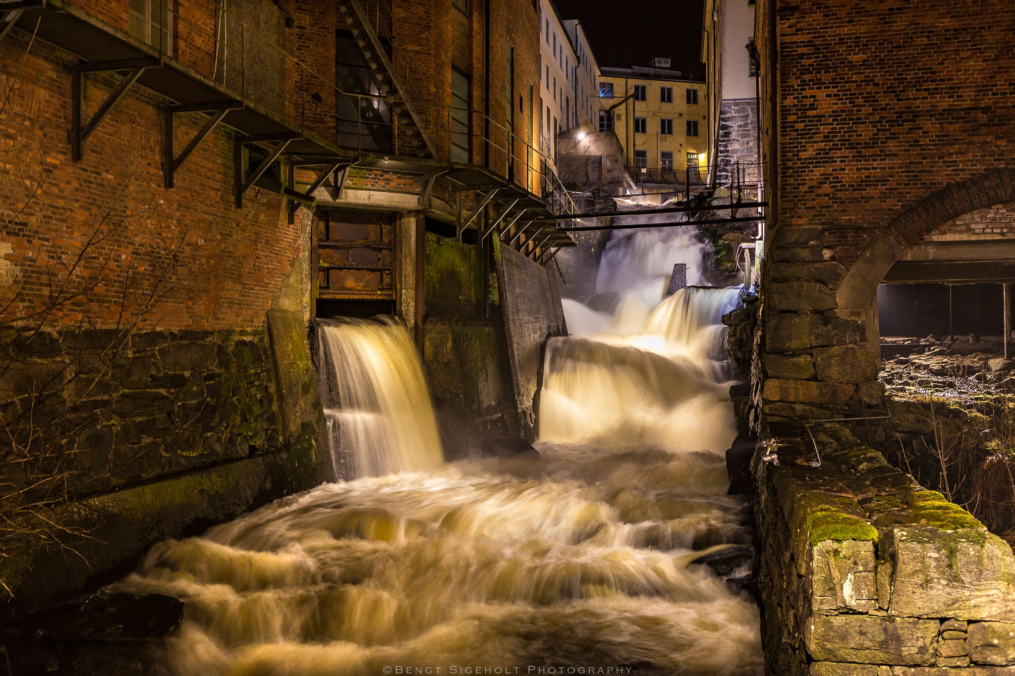 Water power by Bengt Sigeholt Photography