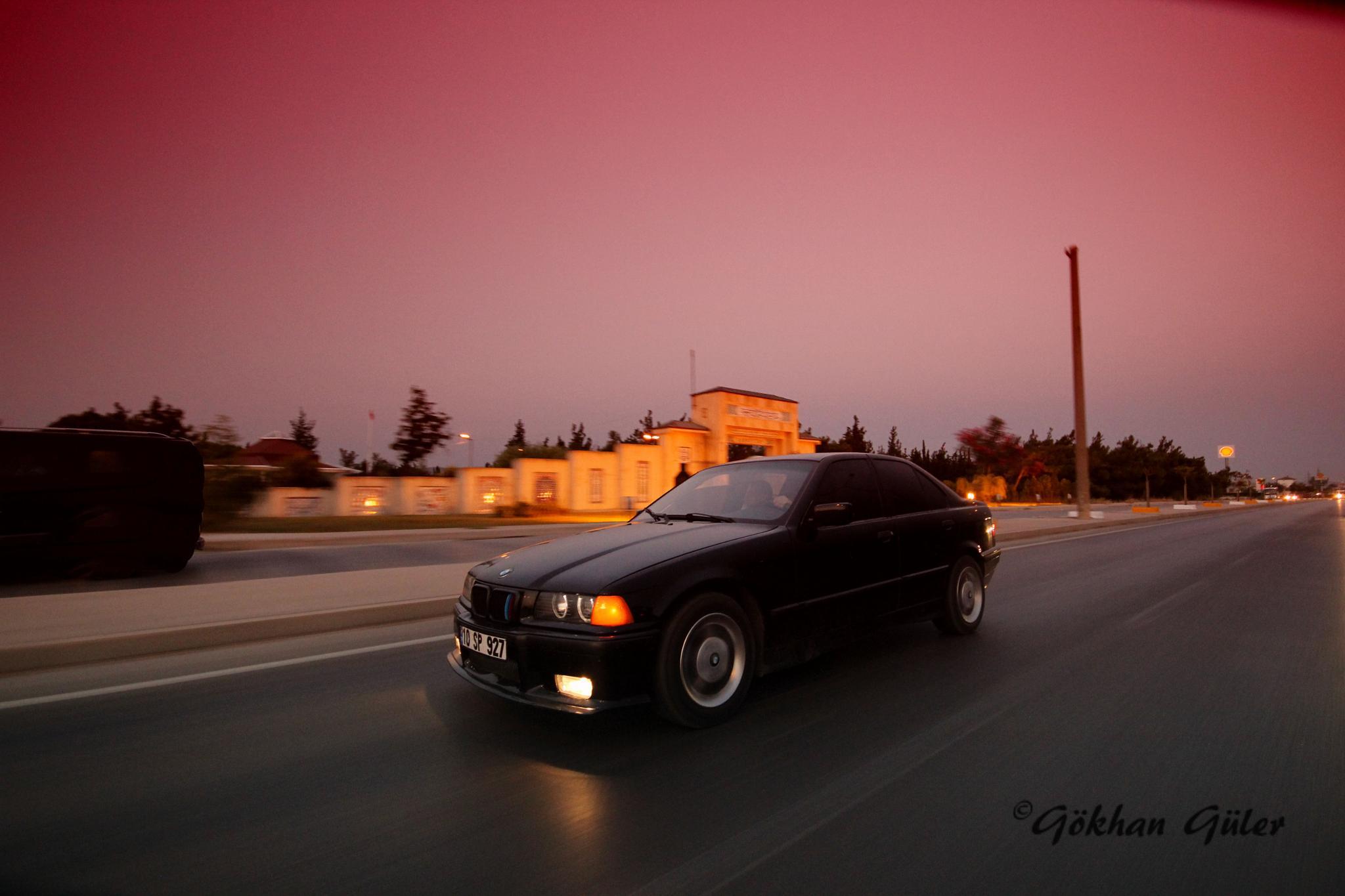 BMW by GÖKHAN GÜLER PHOTOGRAPHY