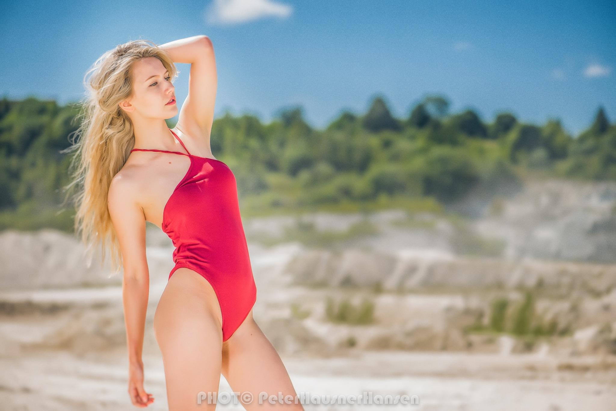 Emilie enjoy the summersun.. by PHOTOPHH.1