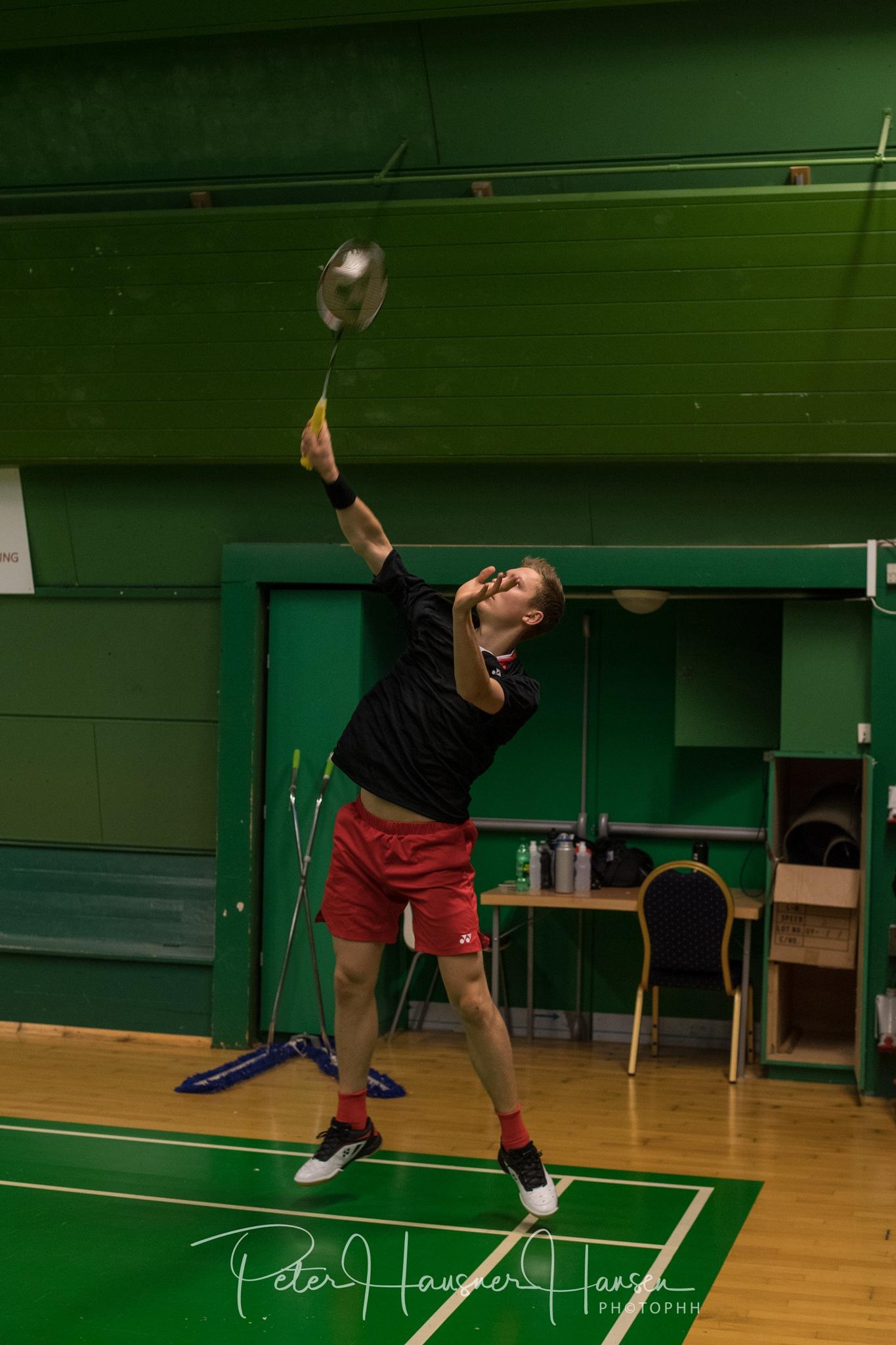 The world champion practice Badminton - Viktor Axelsen  by PHOTOPHH.1