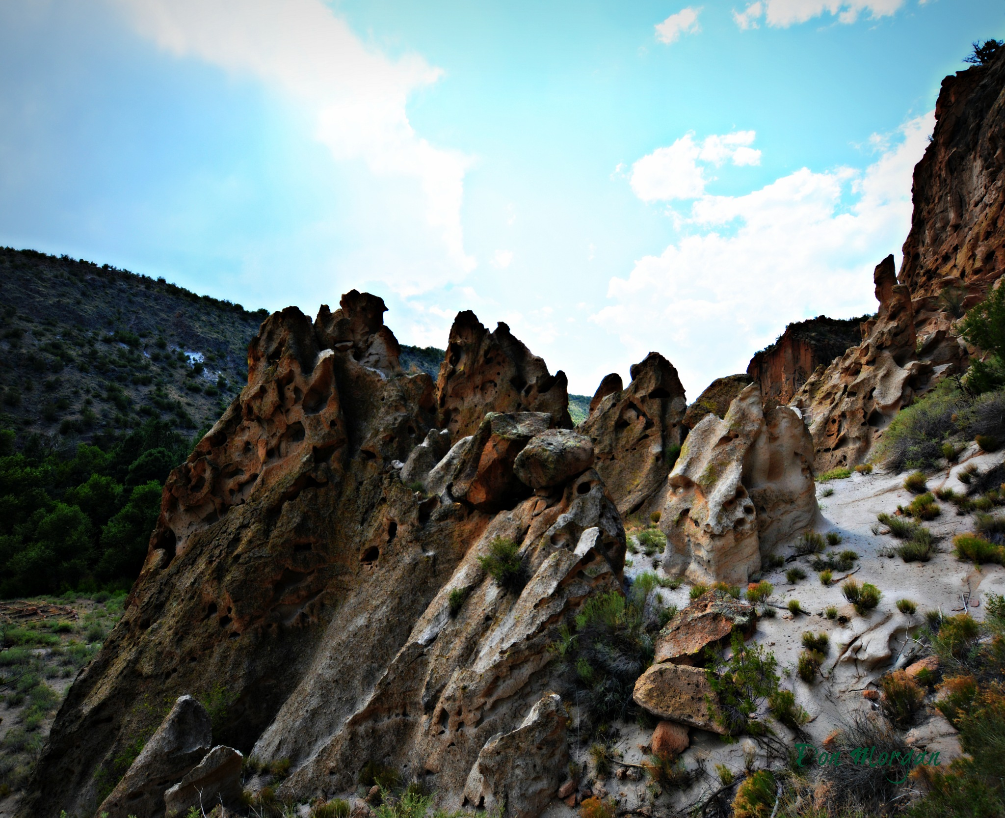 Bandelier National Monument by donmorgan66