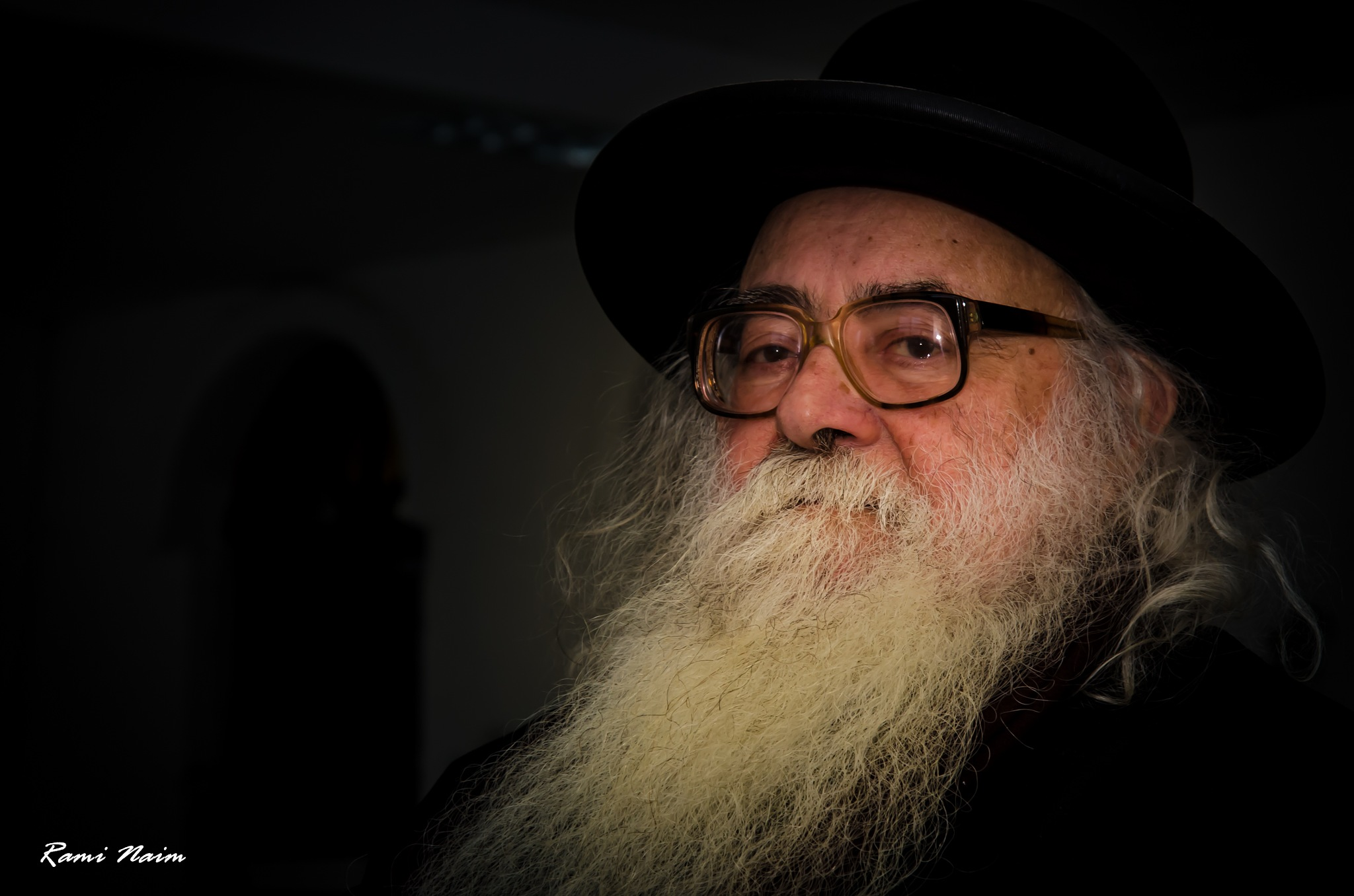 Rabbi, rest in peace by raminaim