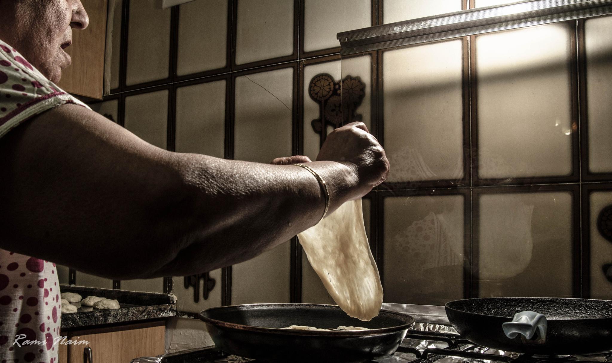 Traditional cooking .. by raminaim