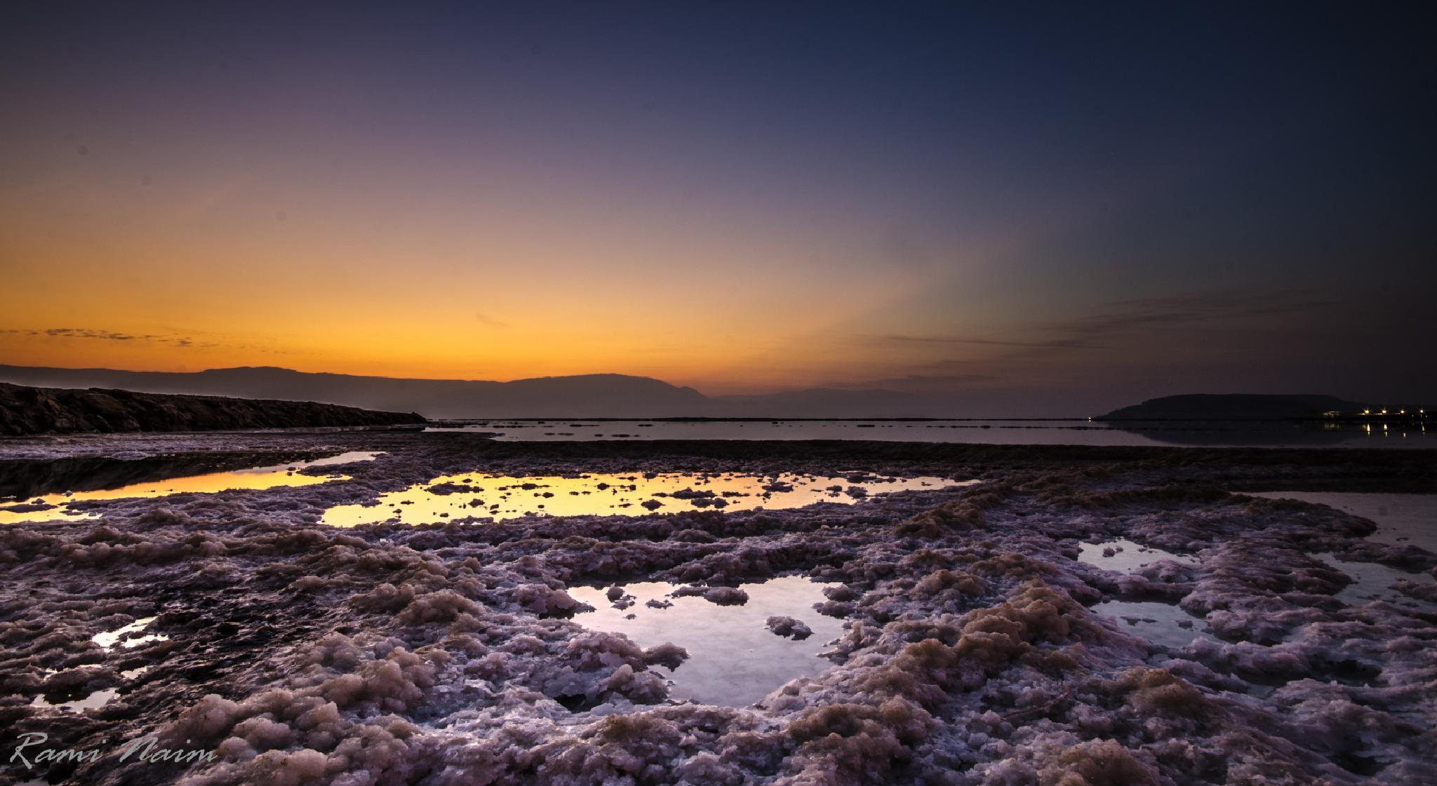 dead Sea by raminaim