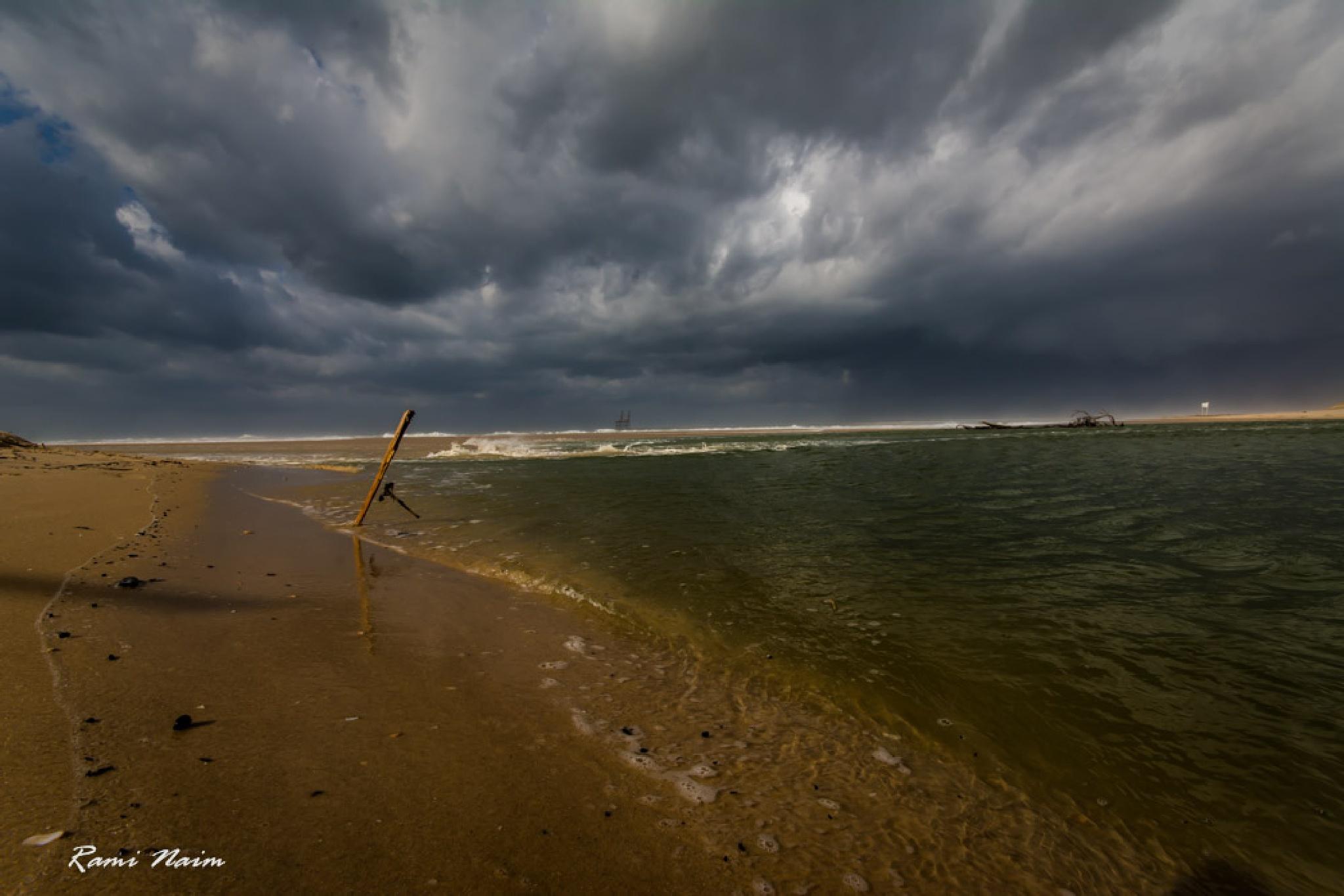 Towards a storm by raminaim