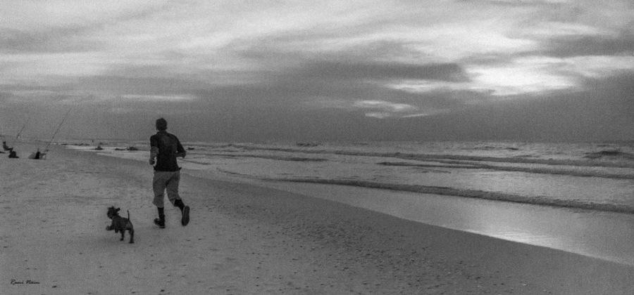 Run  man. Run by raminaim