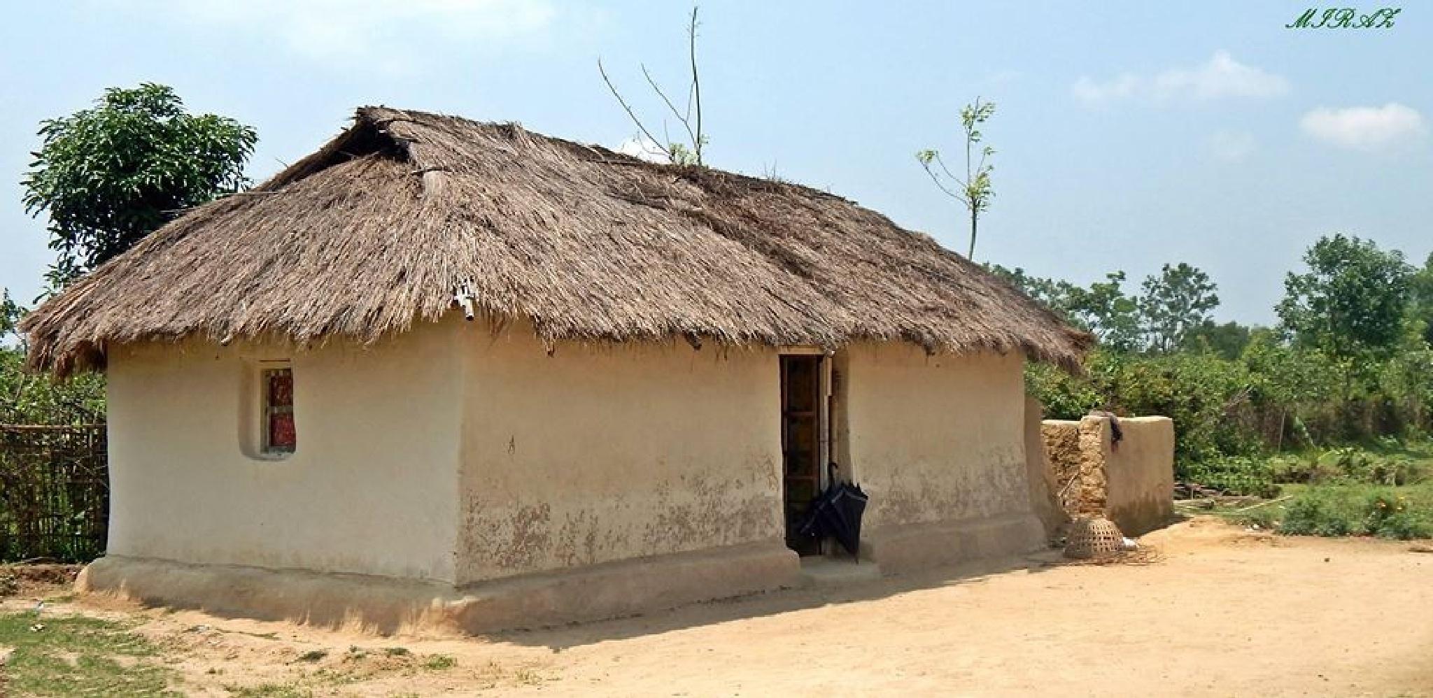 mud house by ahmed kallol