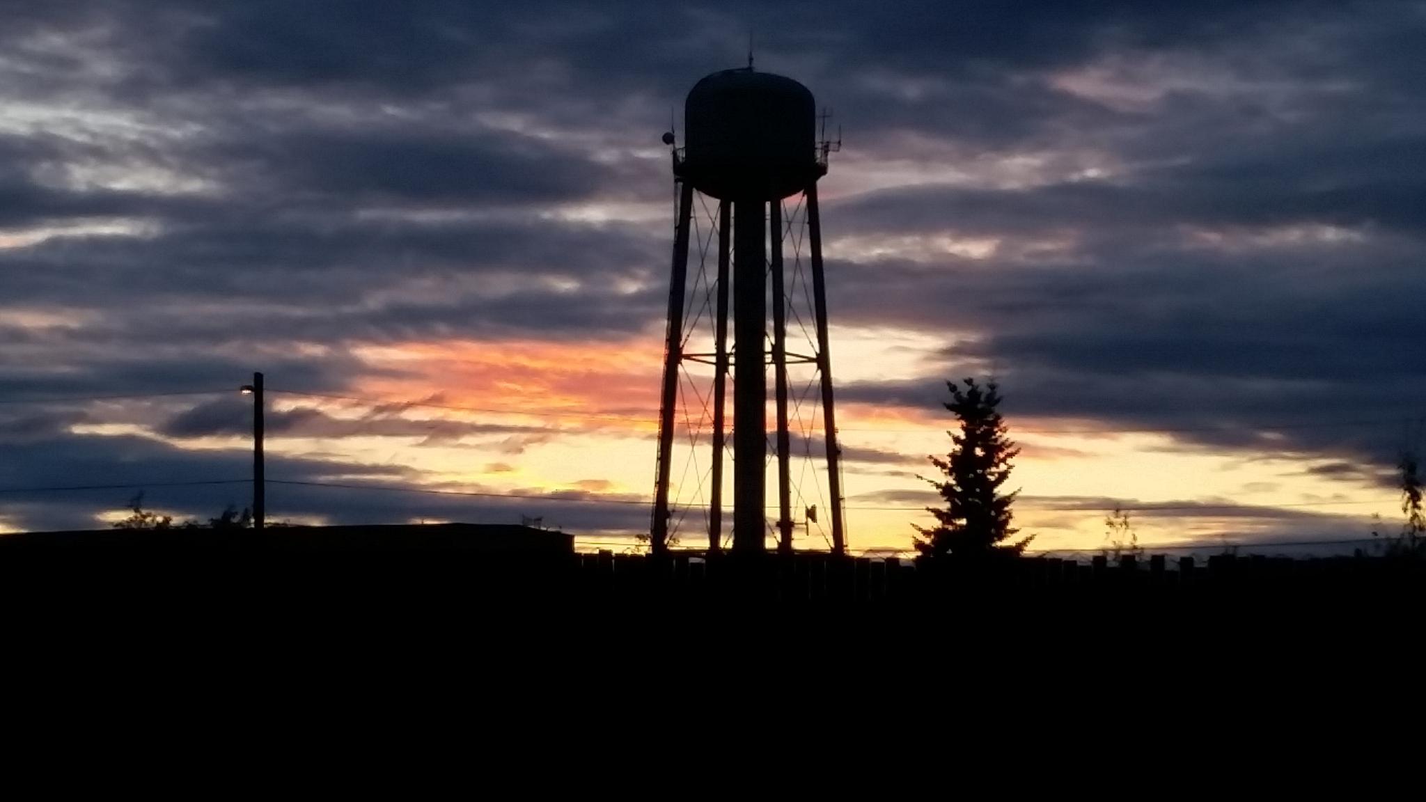 Photo in Landscape #midnight #sunset #alaska