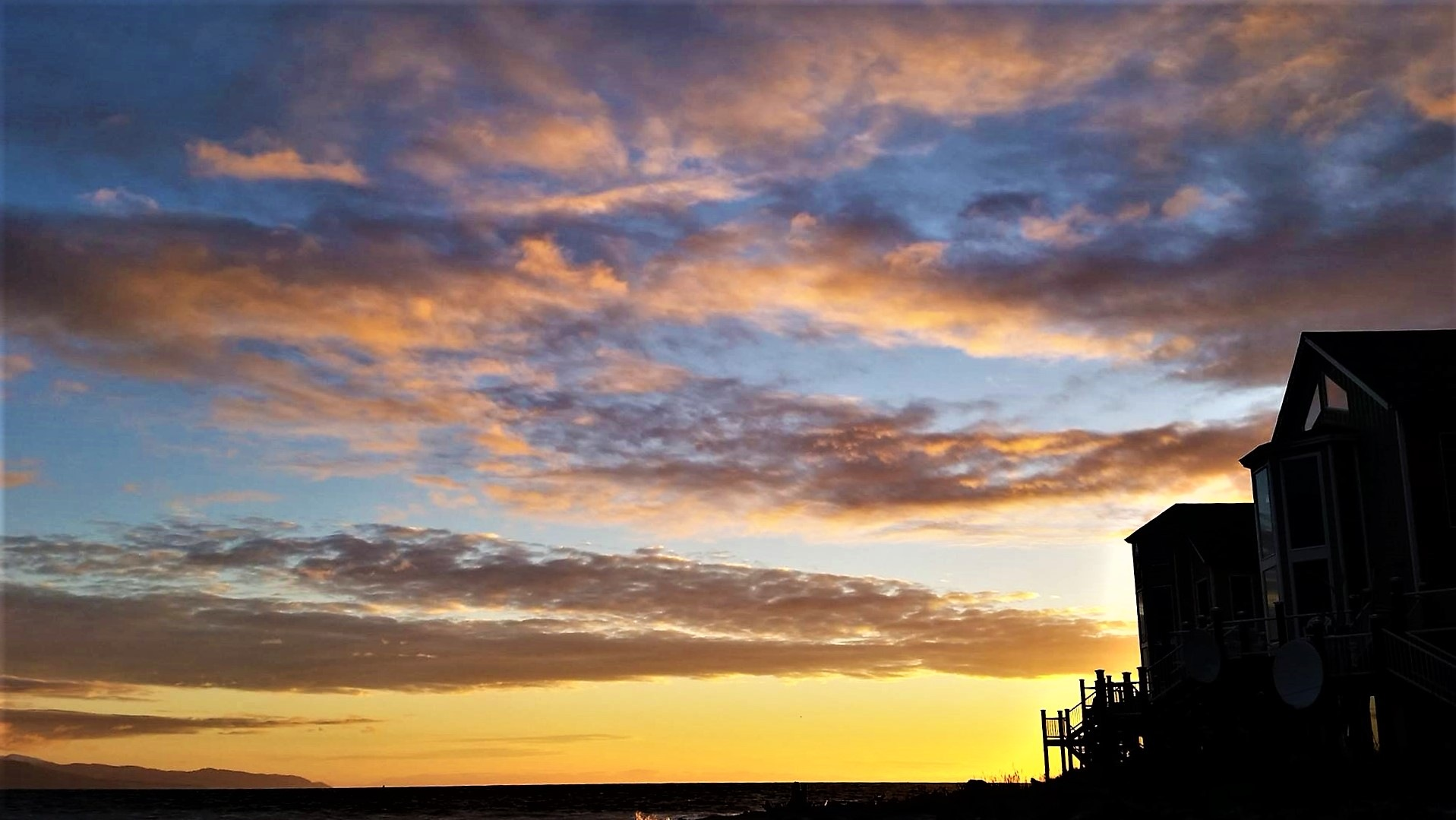 Sunset in Homer, Alaska by teresa.thiele1