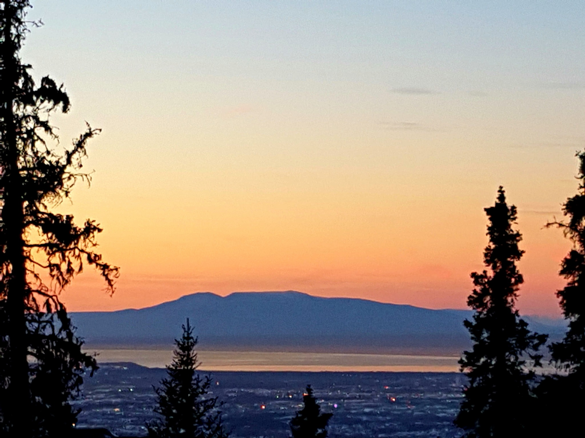 Mt. Susitna from Above by teresa.thiele1