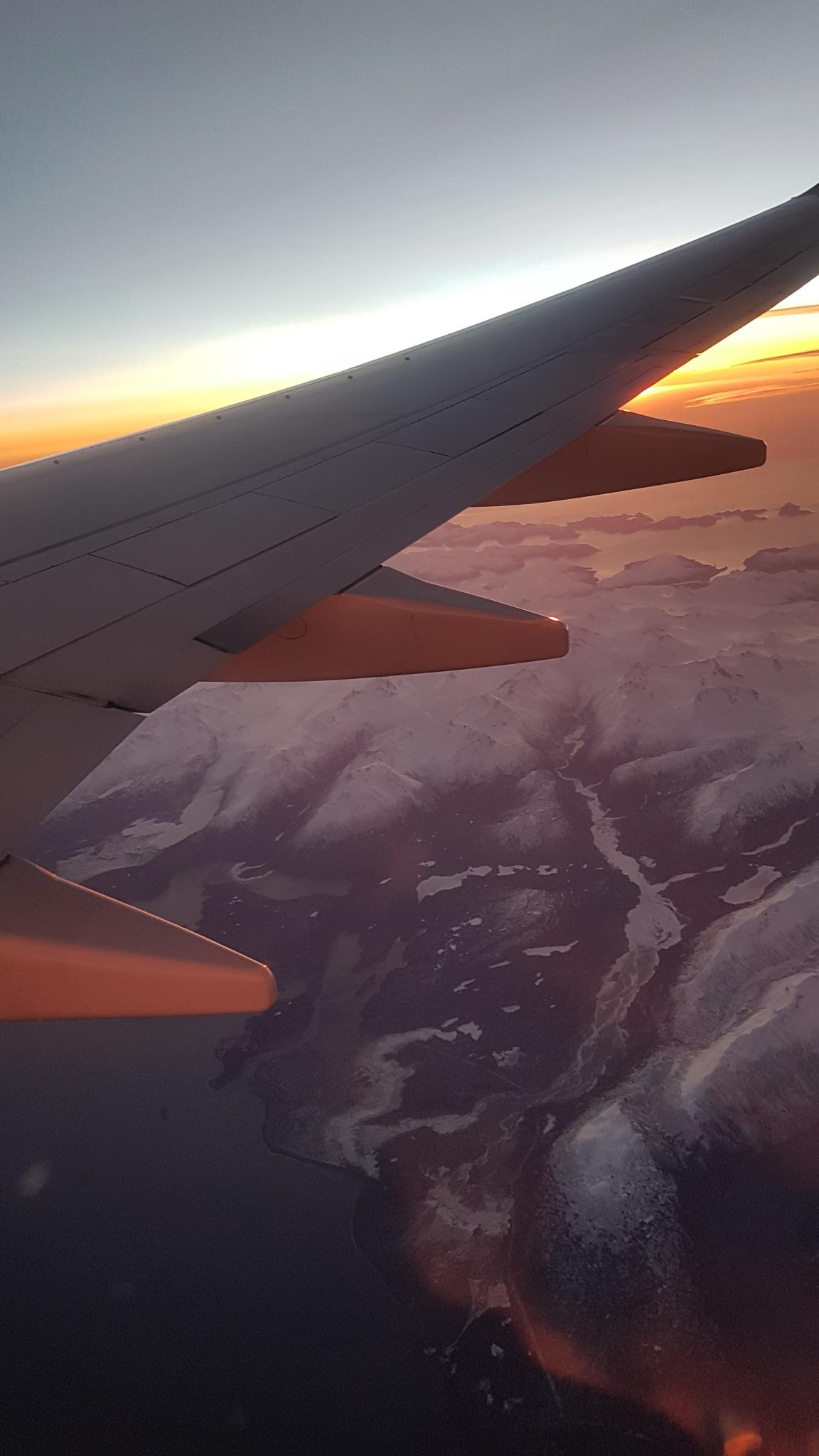 Flying into Alaska... by teresa.thiele1