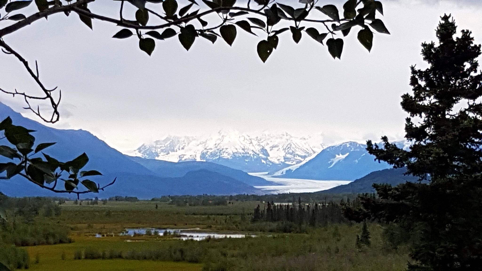 Knik Glacier  by teresa.thiele1