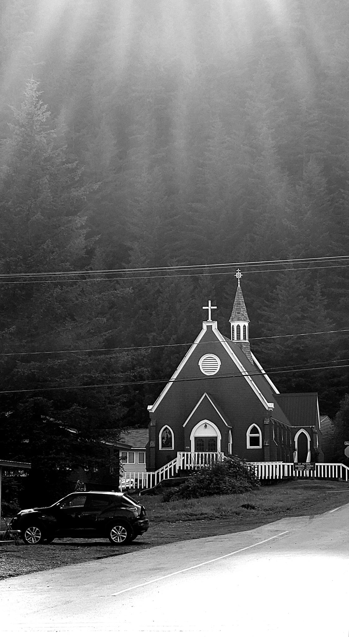 The Church... by teresa.thiele1