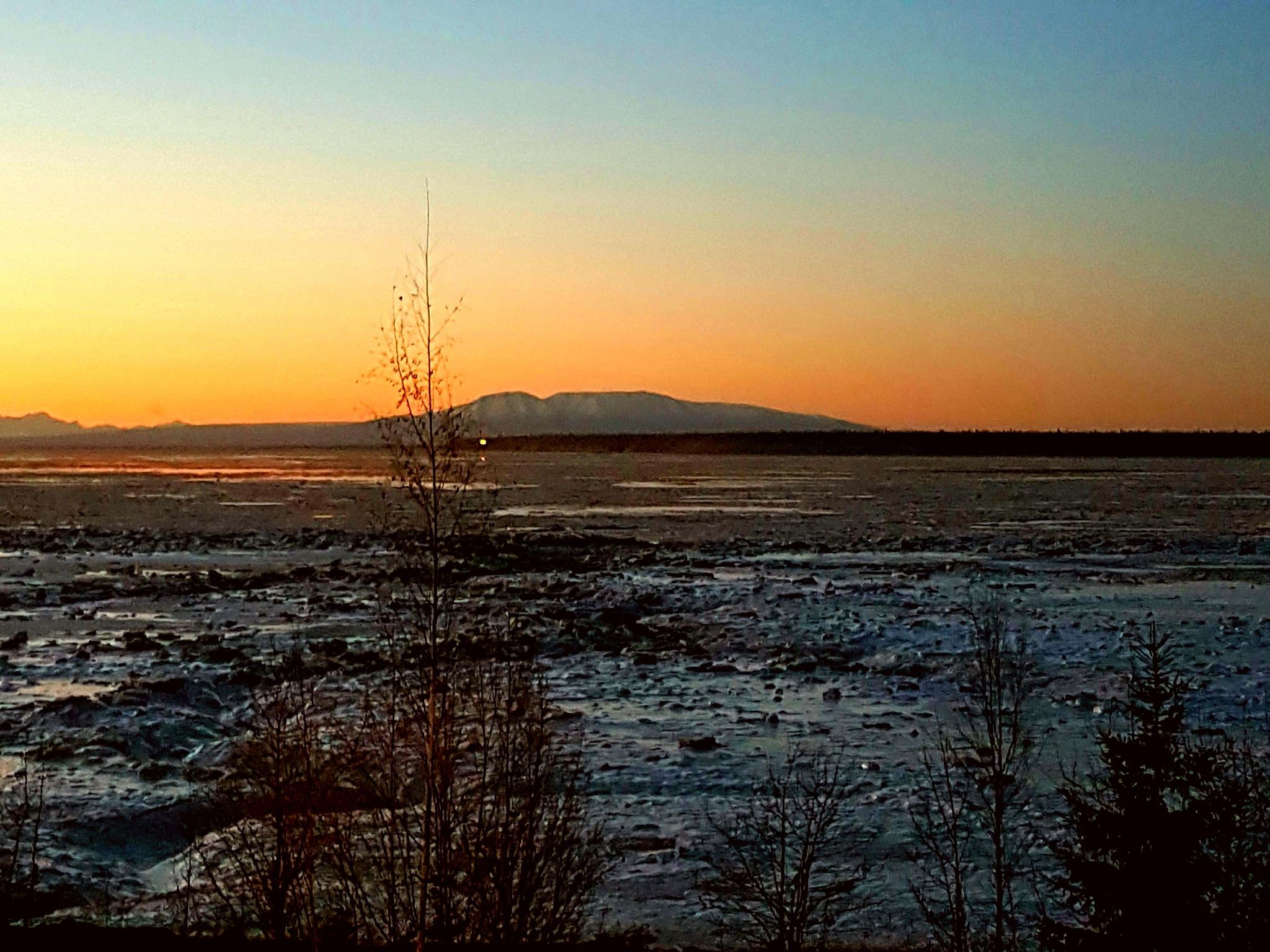 Sleeping Lady Sunset by teresa.thiele1