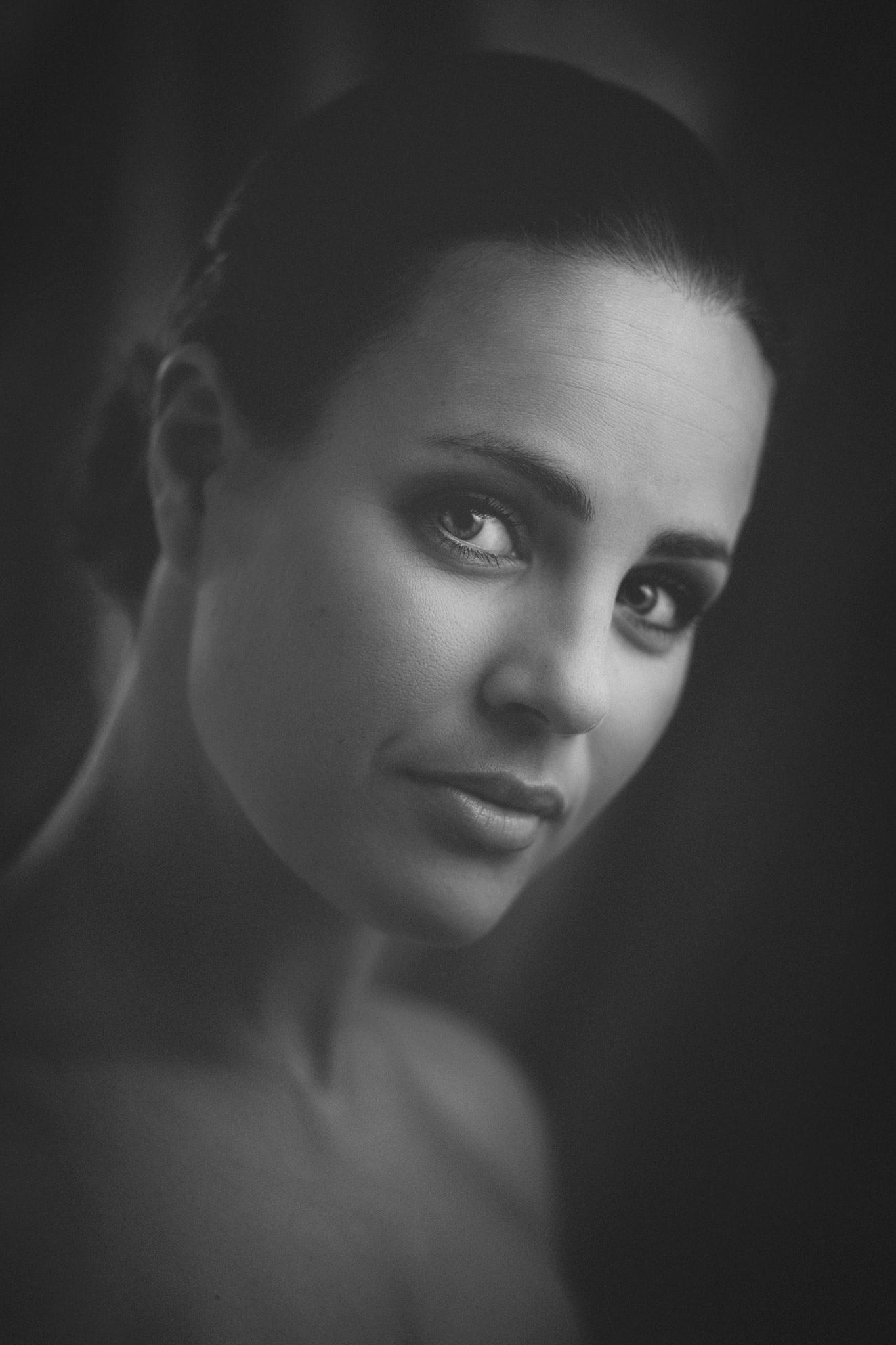 Photo in Portrait #portrait #black and white