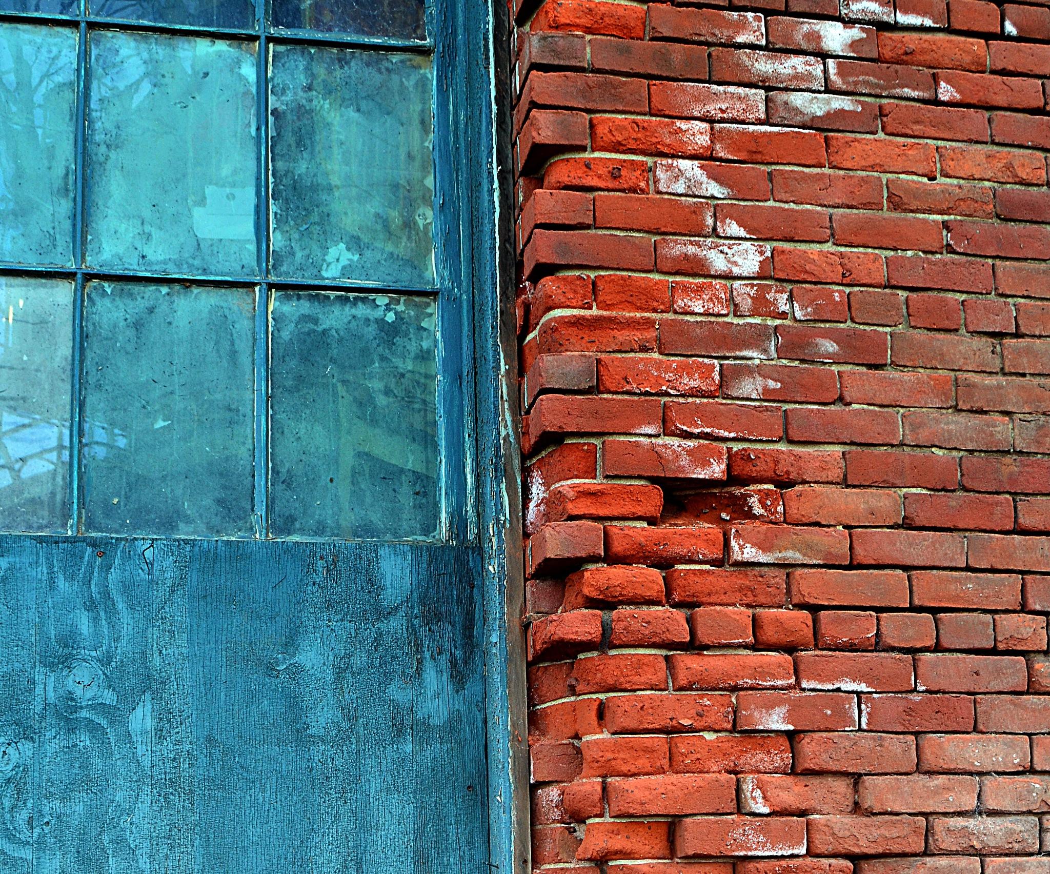 Hello, My Name Is Bricks ! by KerryKaras