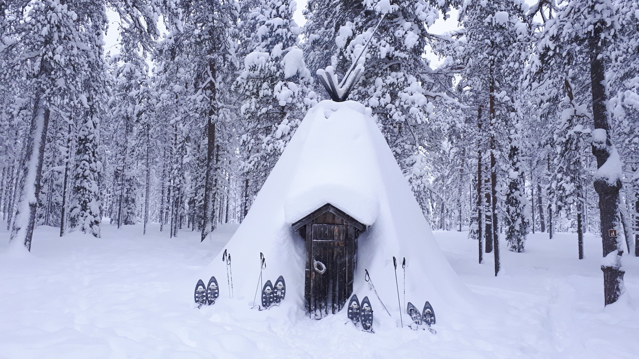 Kota, finland by Judith Entius