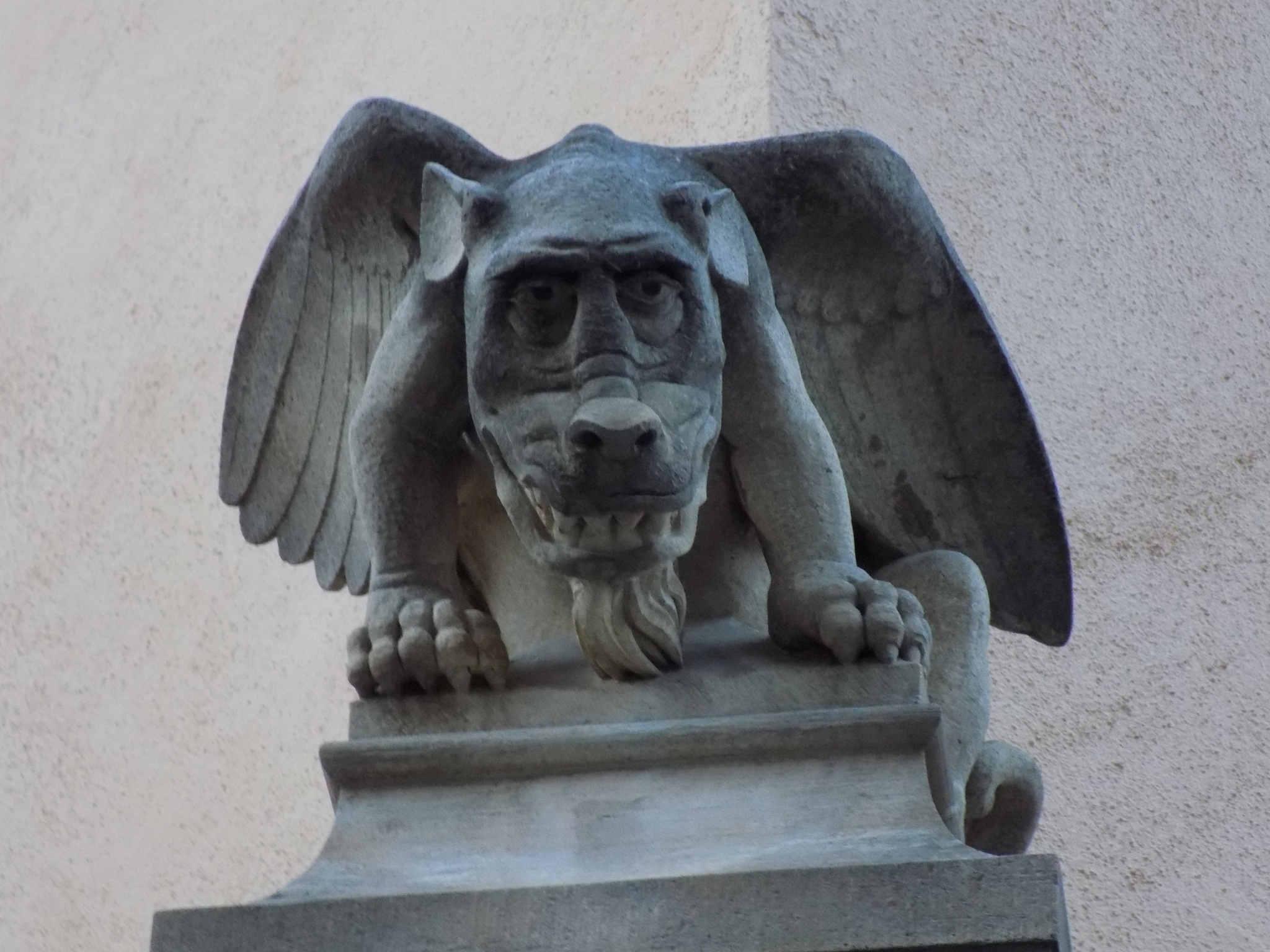 Gargoyle  by MariusAndreas18