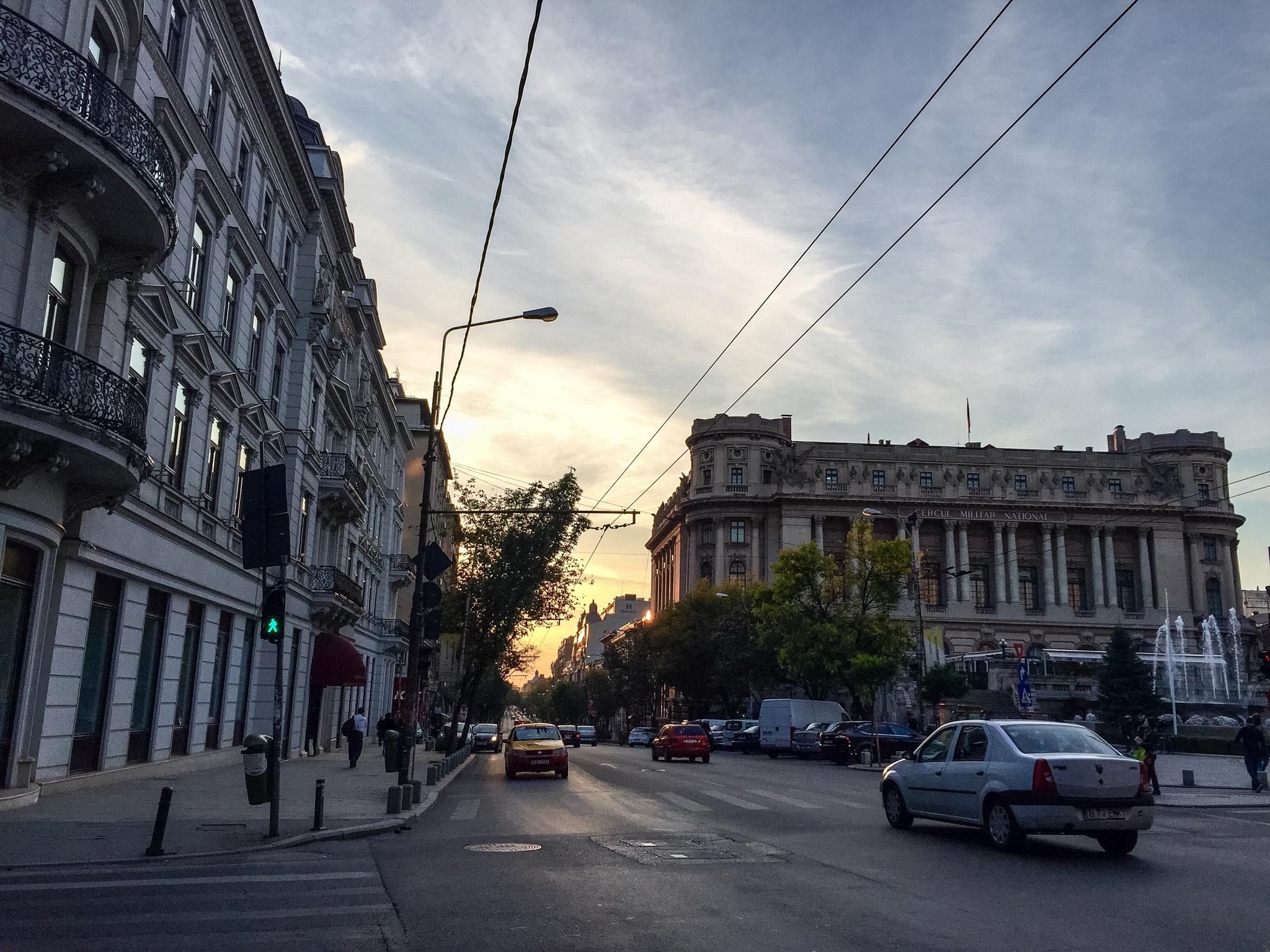My lovely city by MariusAndreas18