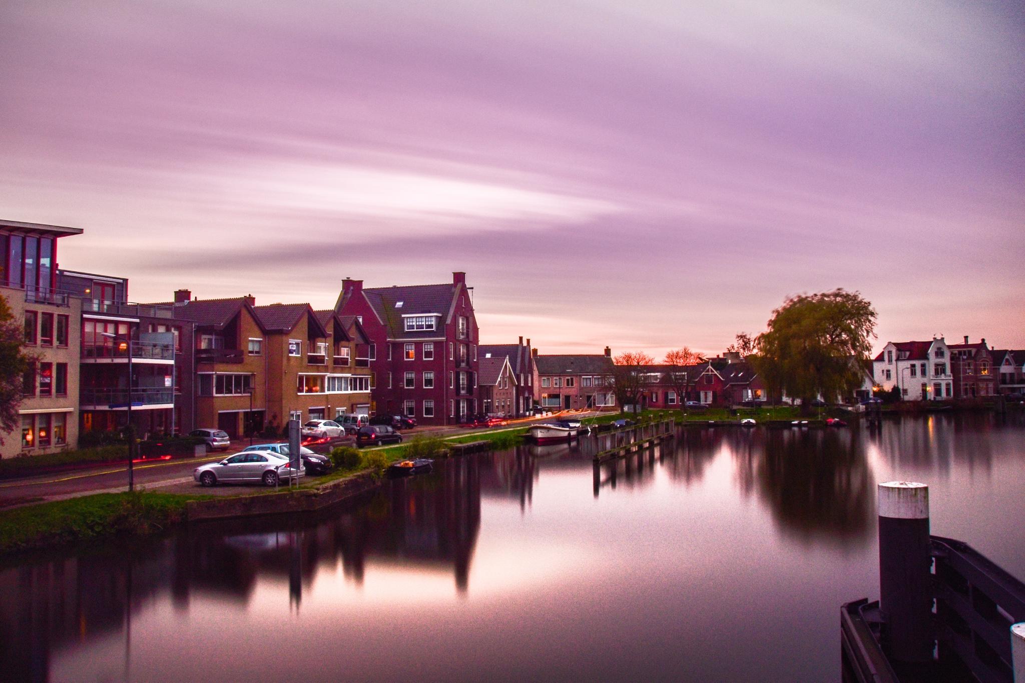 Pittoresque Uithoorn by San Zijlstra