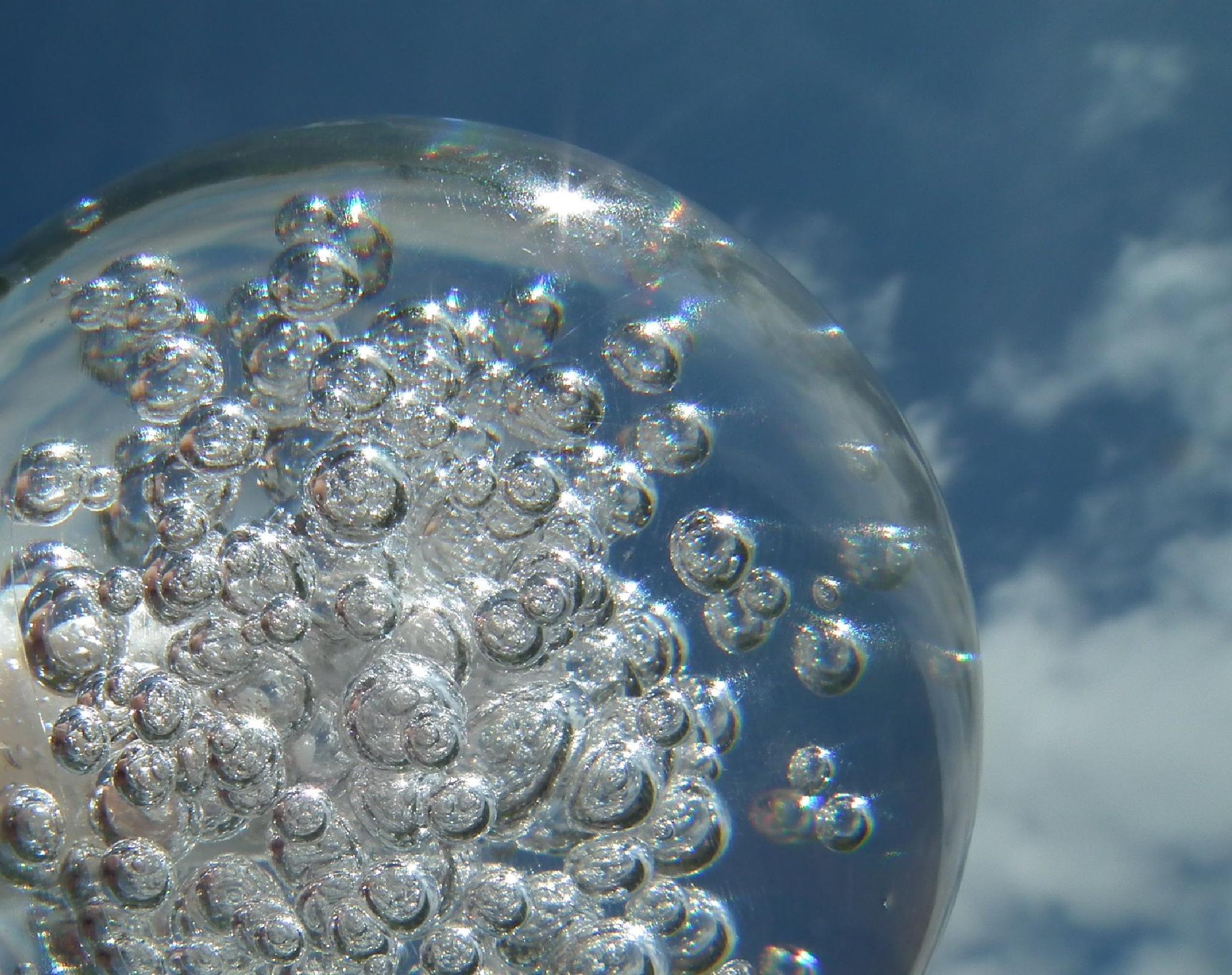 Bubbles of glass by tricetra