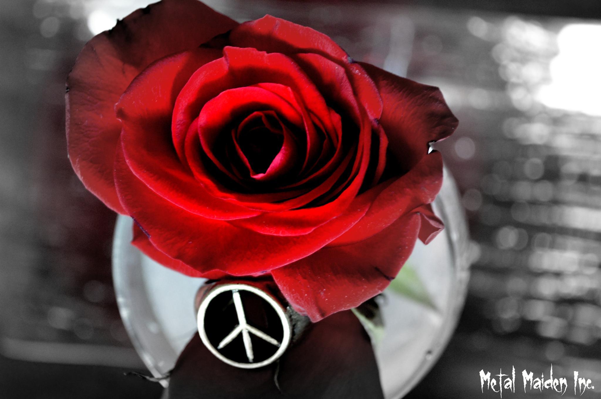 Peace by metalmaideninc