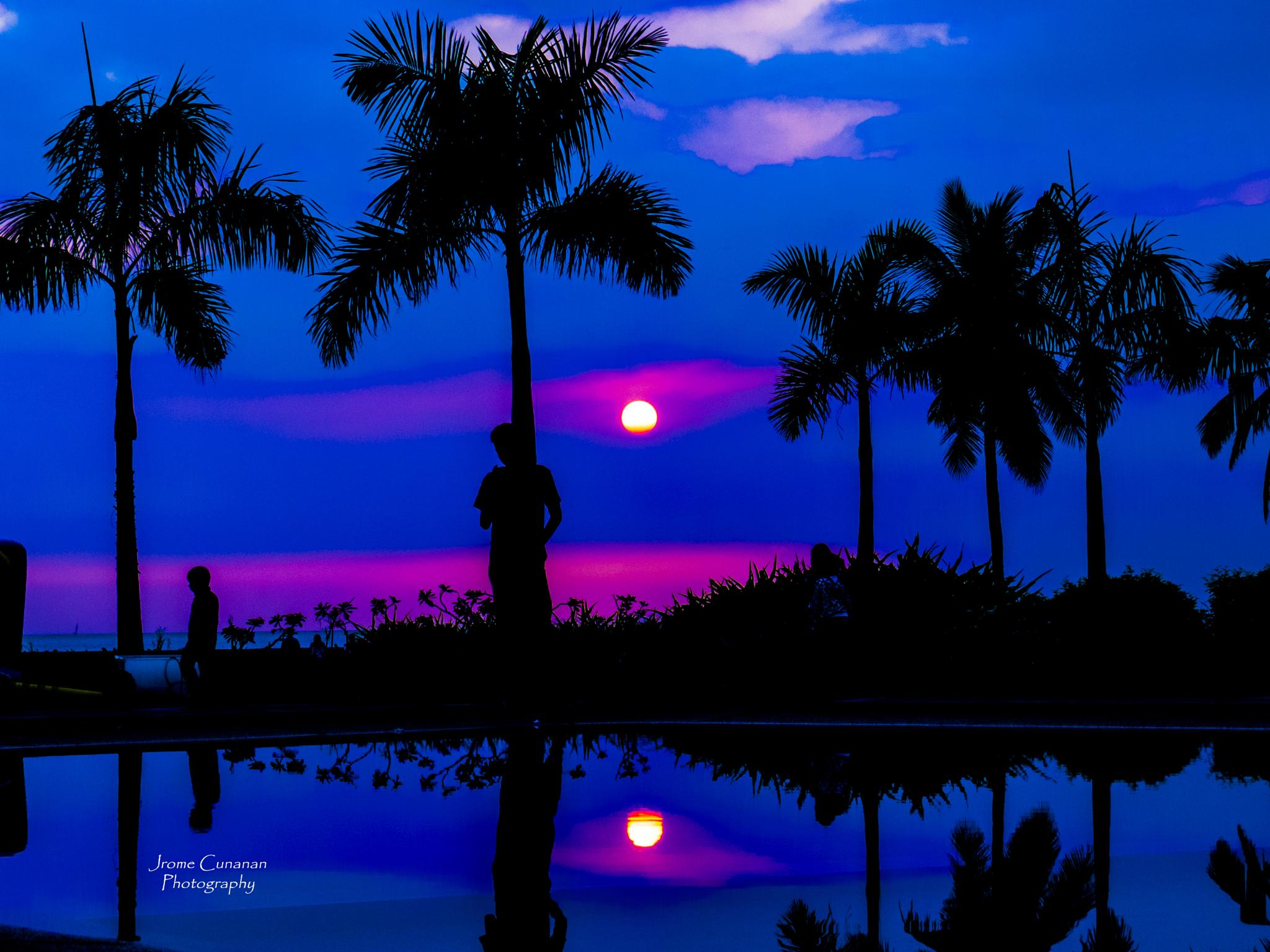 Twilight Sunset by jrome.cunanan.5