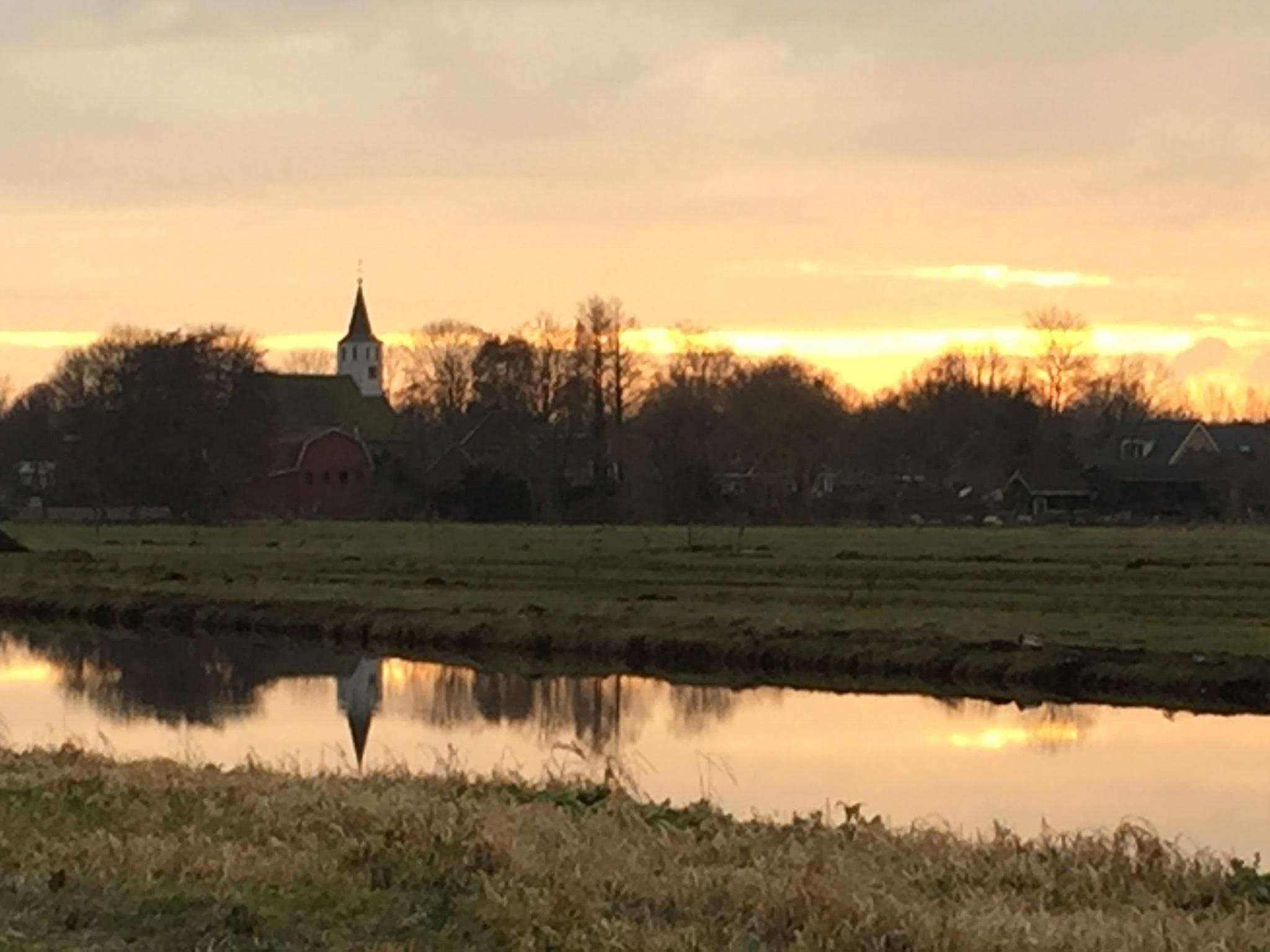 My town by Borg de Nobel