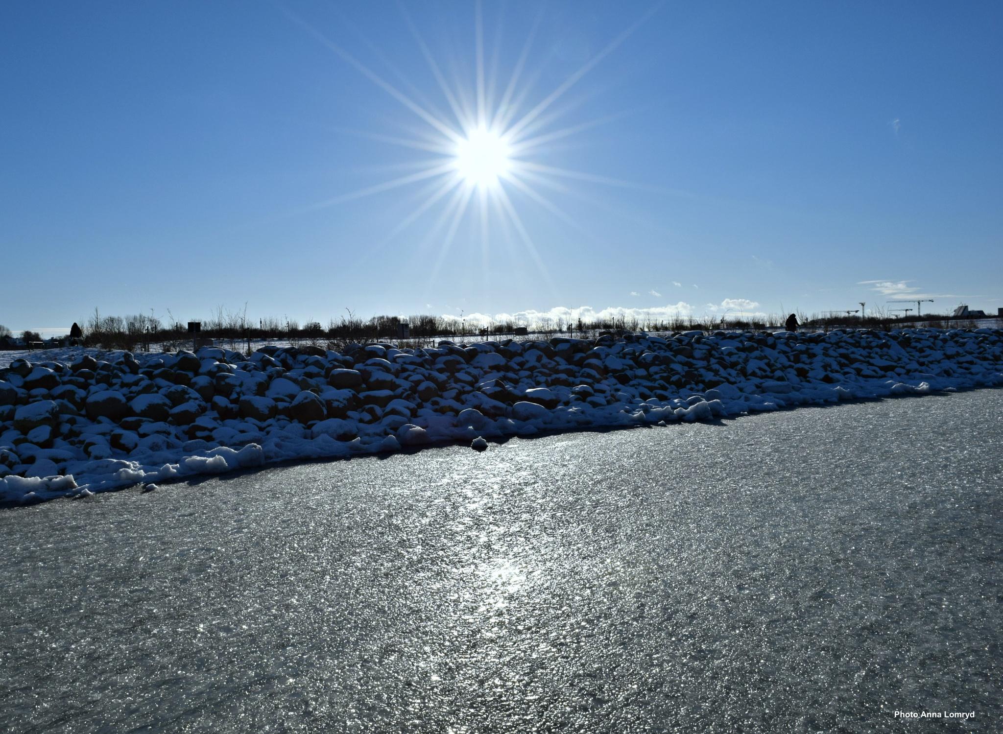 A walk at Sibbarp beach in Malmö by annafranmalmoblogg