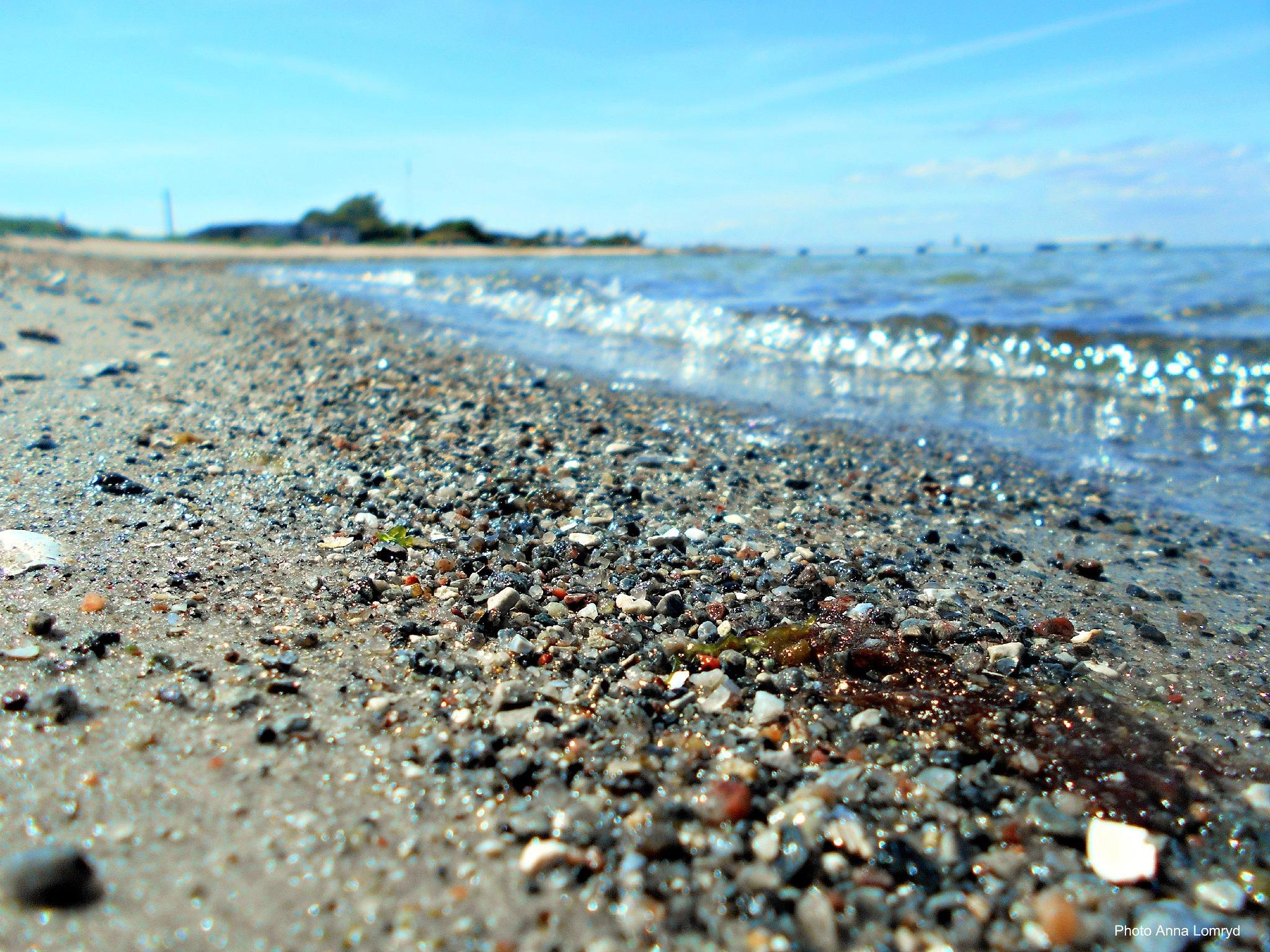 Östersjön 1/ Baltic Sea 1 by annafranmalmoblogg