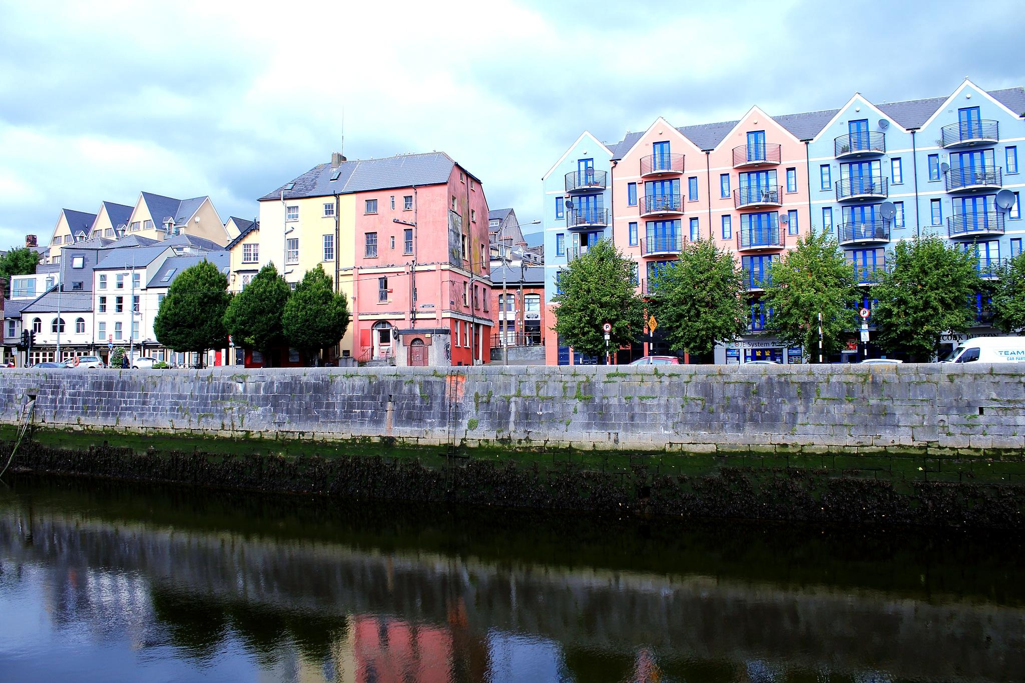 Walking in Cork by Loreta Tavoraite
